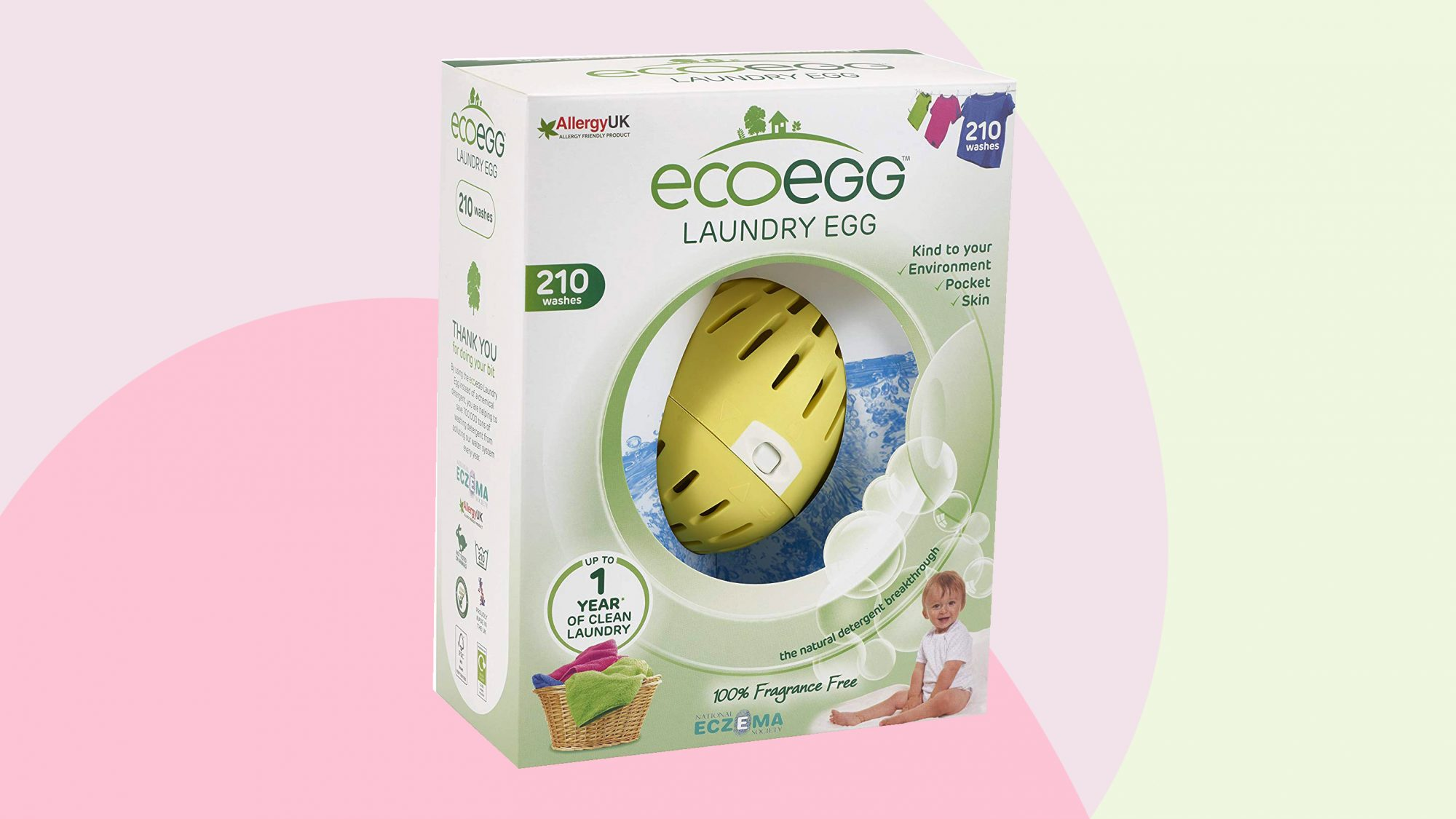 EcoEgg Laundry Product