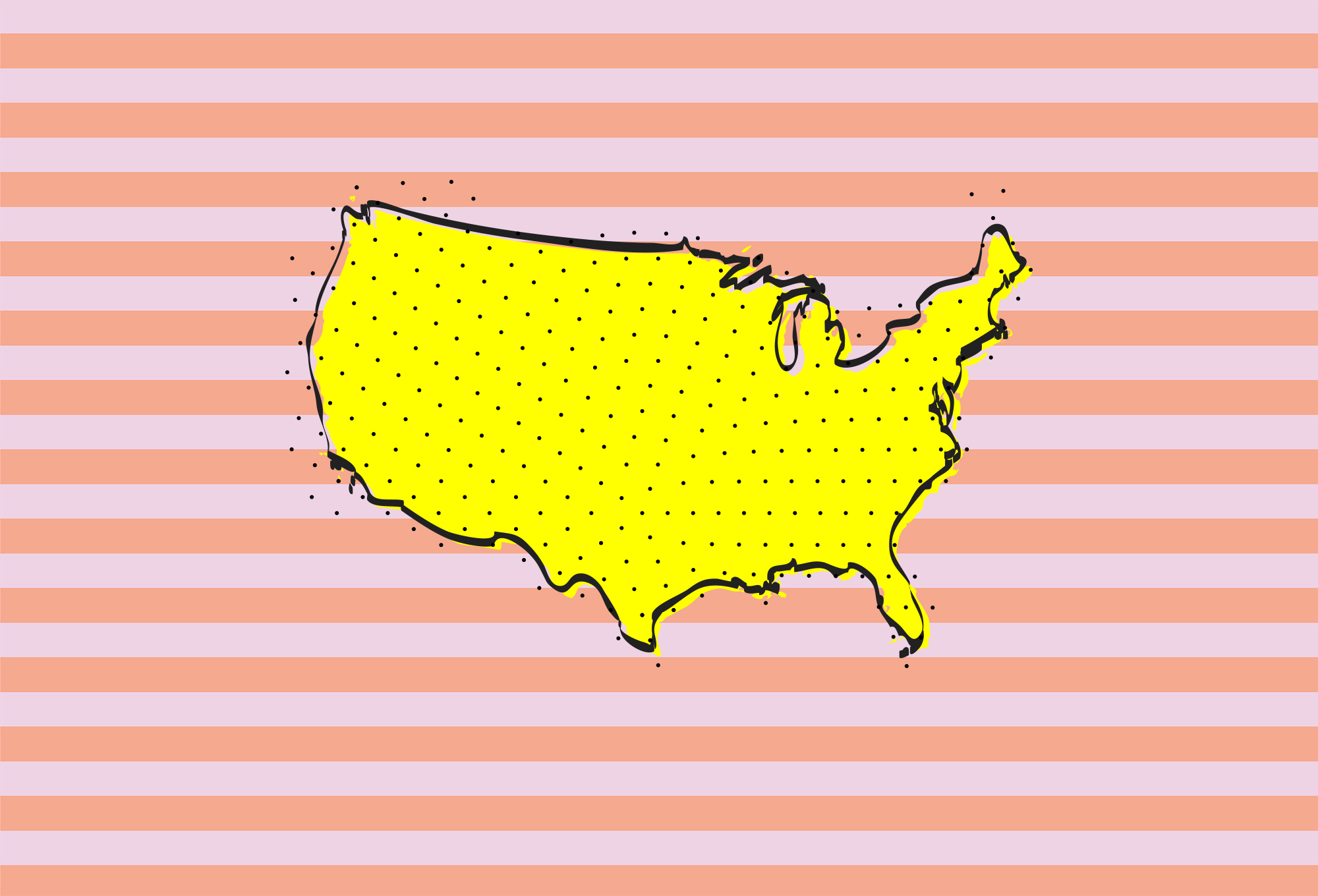 happiest-cities-in-the-us-map