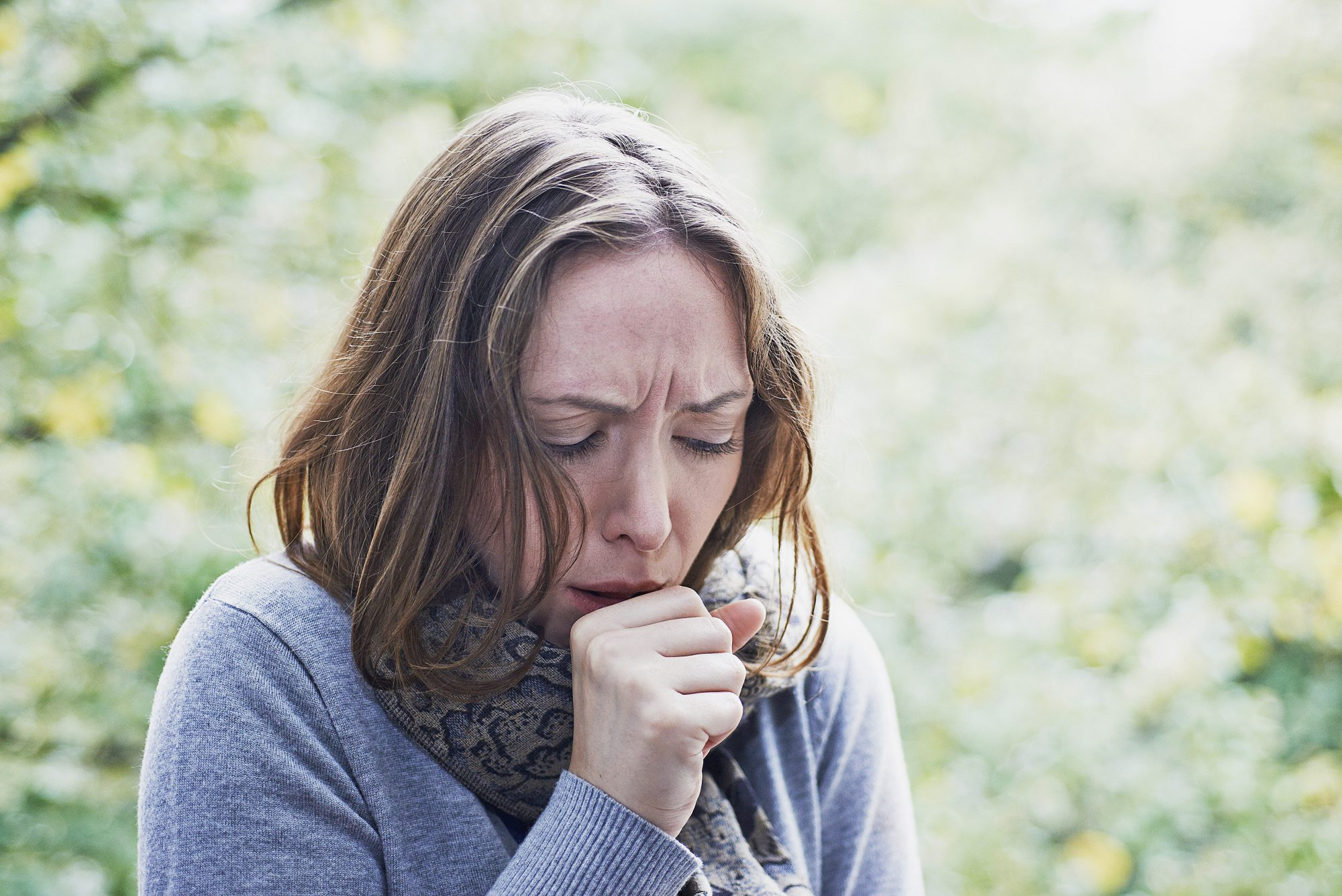 8 Signs Your Cough Could Actually Be Pneumonia