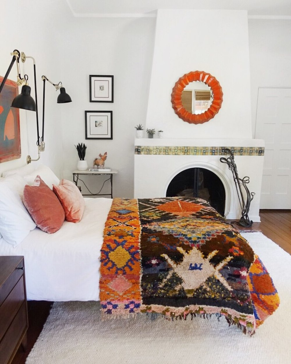 6 Unexpected Ways to Decorate With an Area Rug
