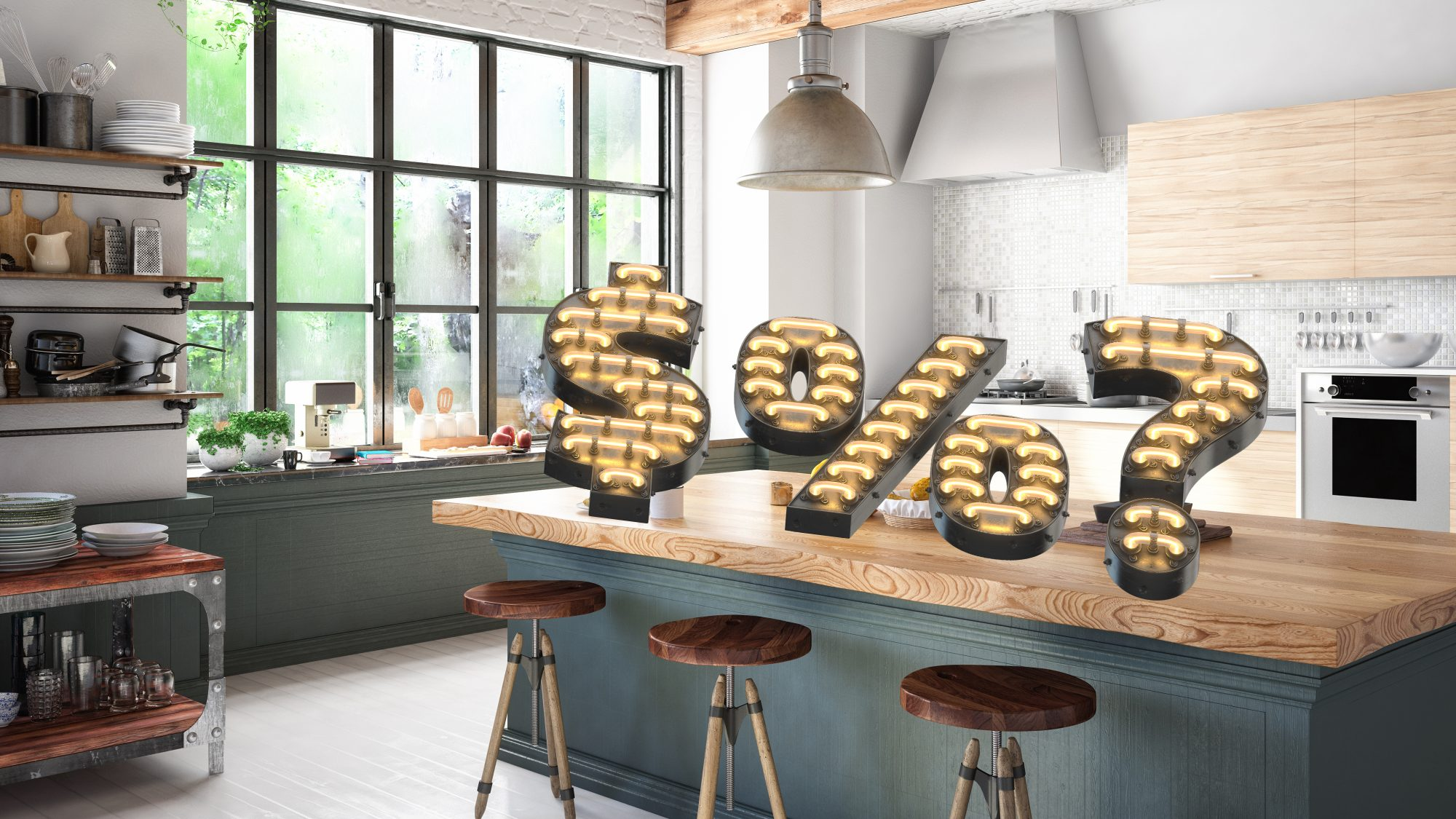 The #1 Rule for How Much to Spend on Your Kitchen Remodel