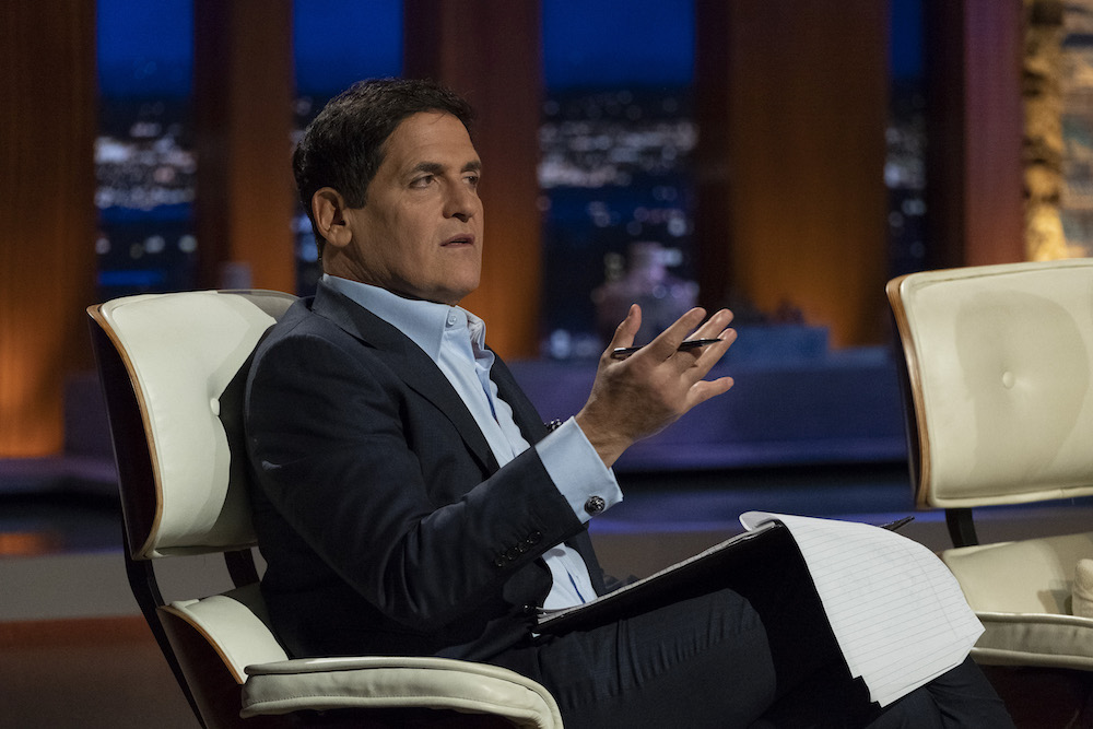 Shark Tank's Mark Cuban Says This Unusual Skill Could Earn You $40 an Hour