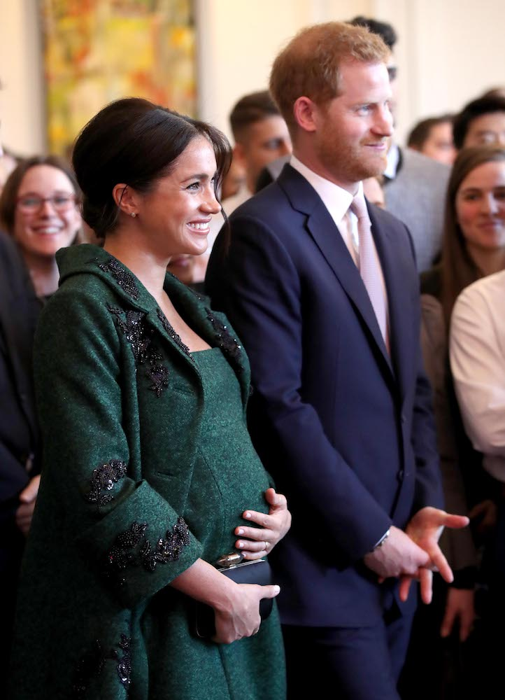 Royal Baby News: Harry and Meghan's List of Baby Names