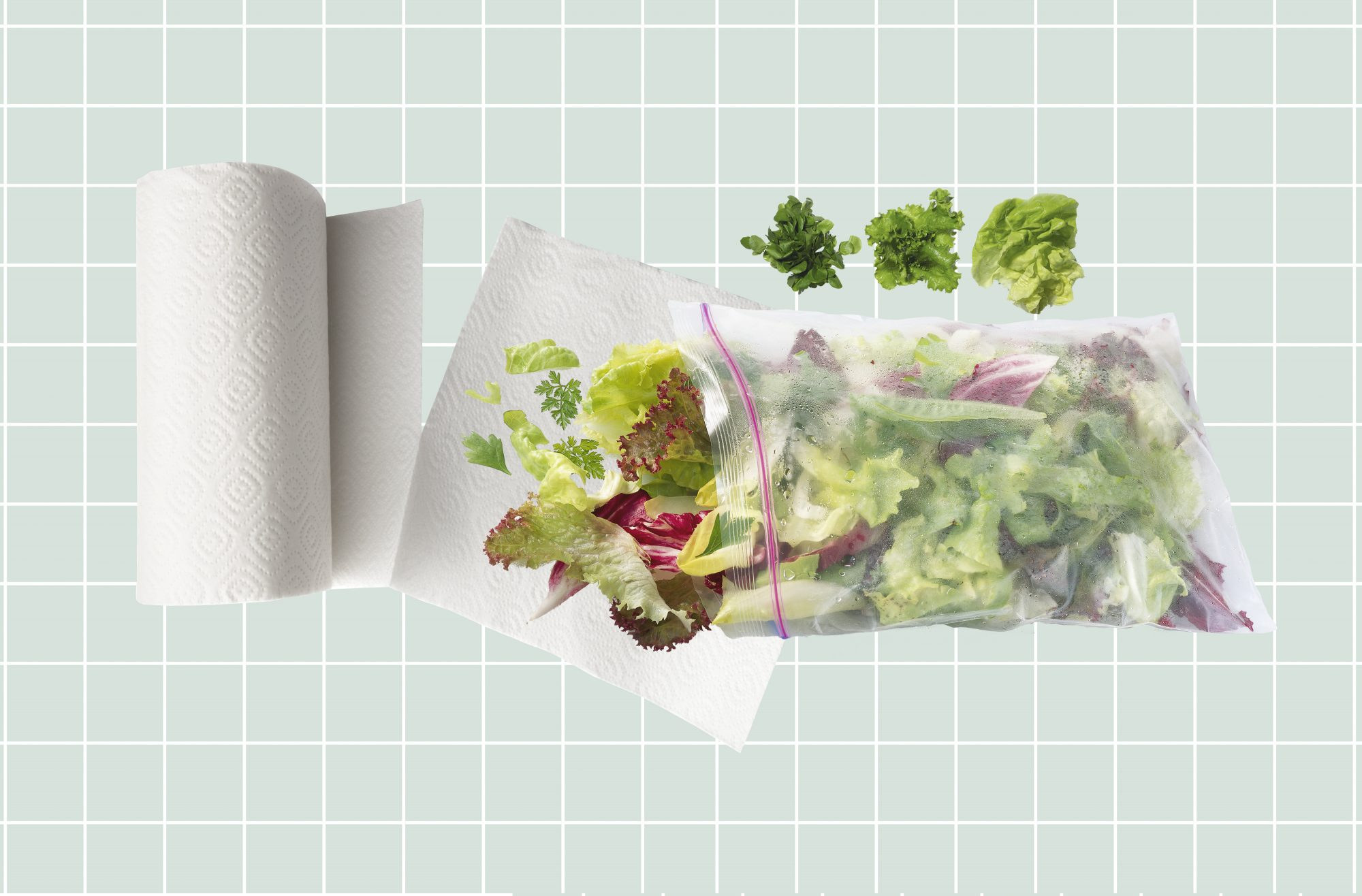 5 Ways to Keep Bagged Salad Fresh for As Long As Possible
