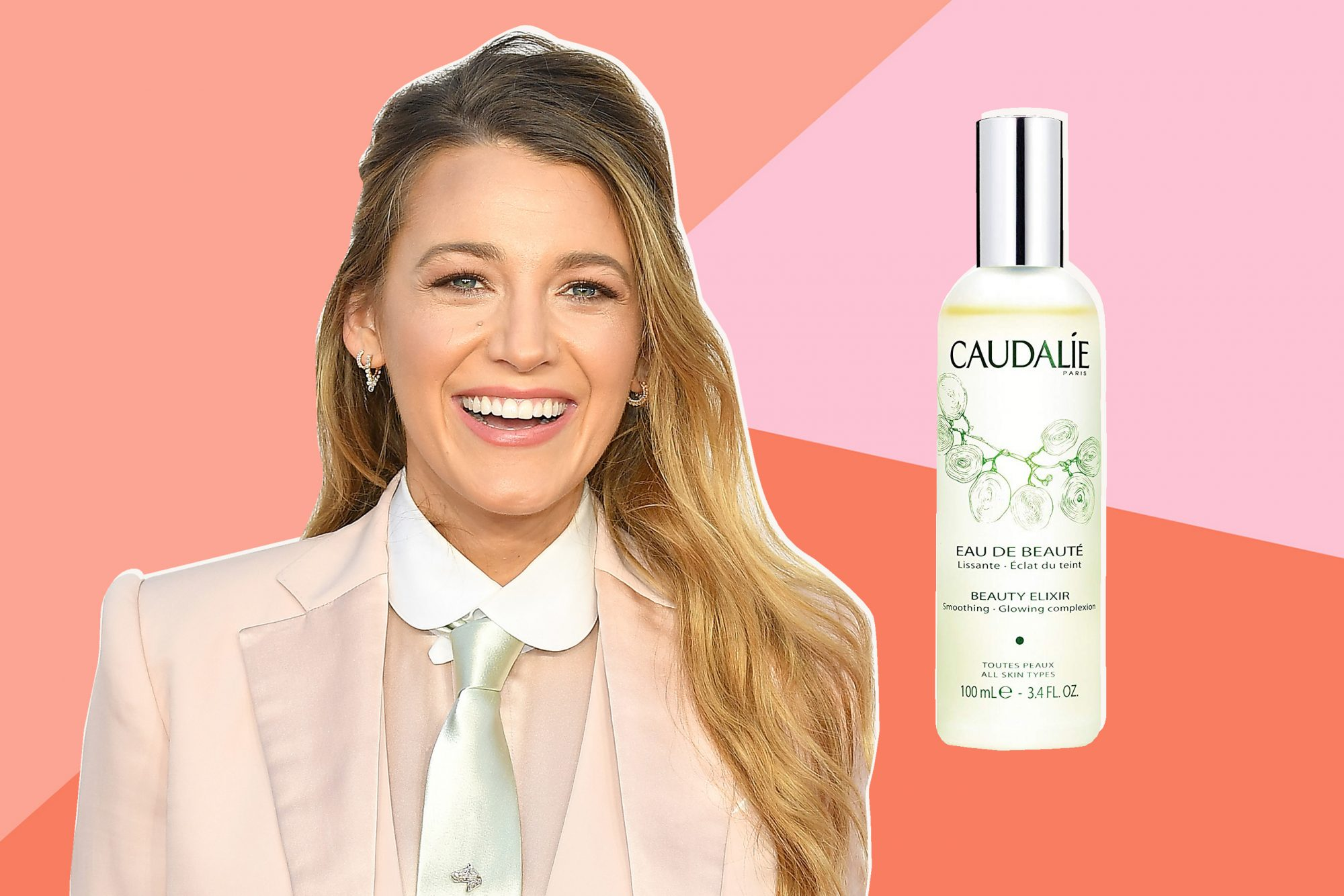 3 Beauty Essentials Blake Lively Uses to Achieve Glowing Skin—and They're All Under $20