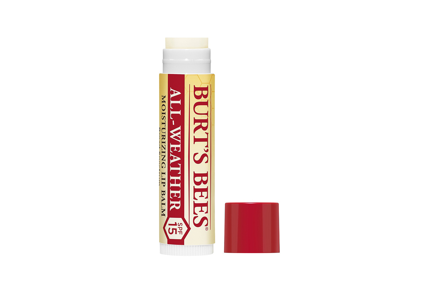 Burt's Bees 100 Percent Natural All-Weather Lip Balm