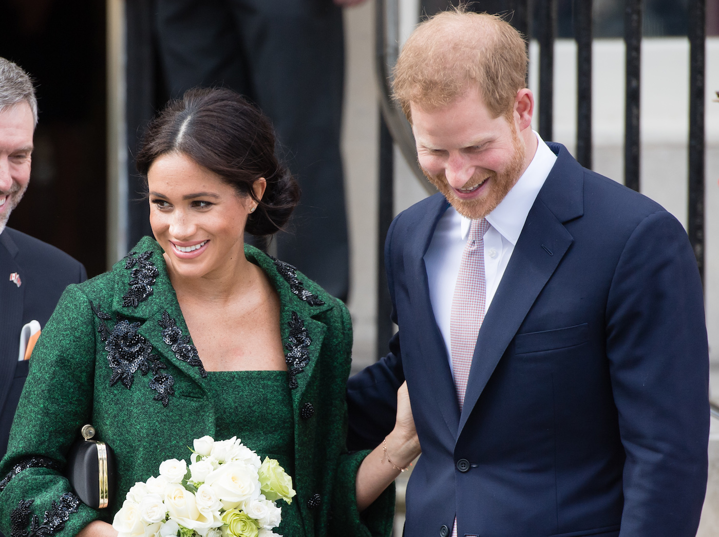 Did Meghan Markle and Prince Harry Welcome Their Baby Boy at Home?
