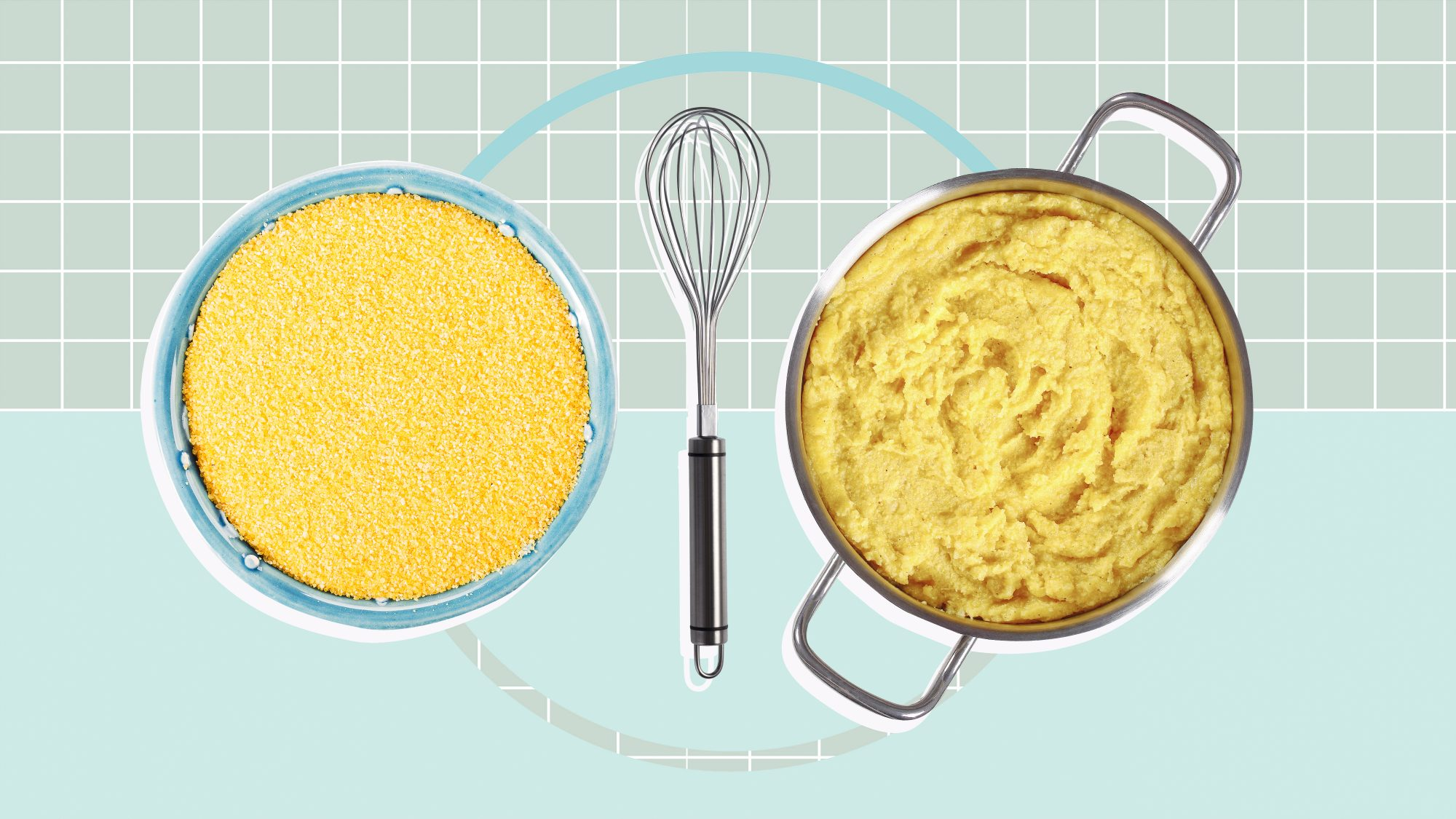 The Easiest-Ever Way to Make Perfectly Creamy Polenta