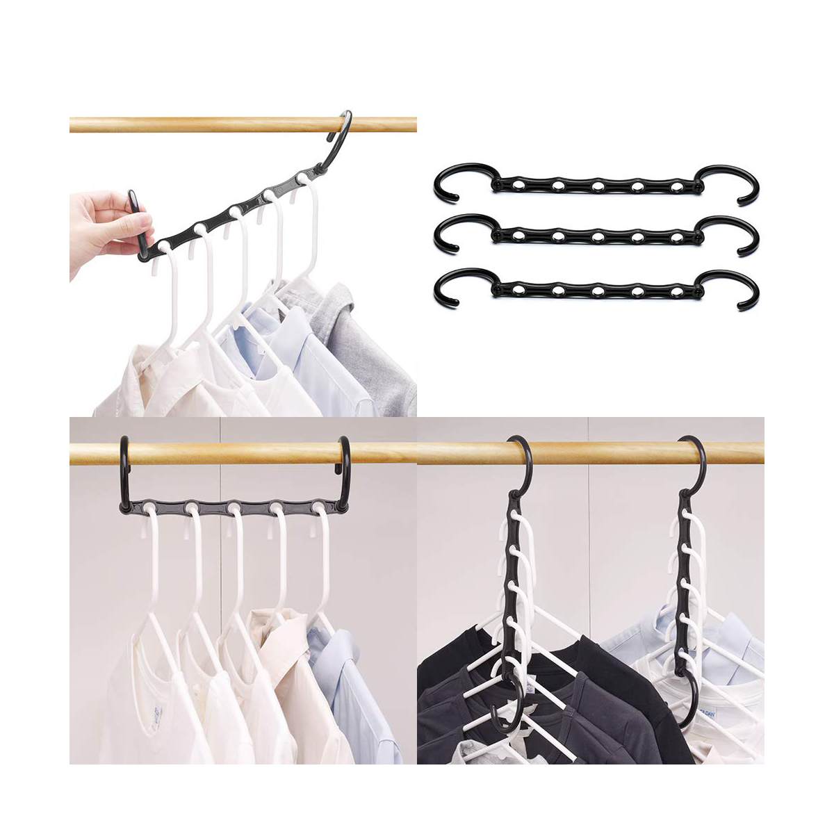 House Day Cascading Hangers