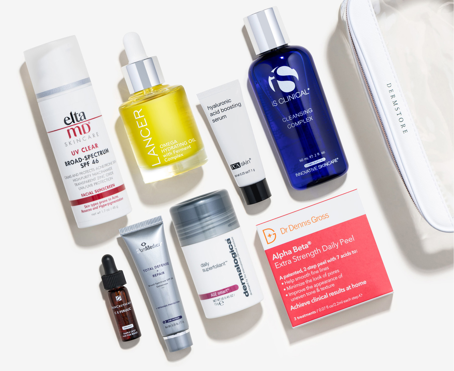 PSA: You Can Buy 8 Best-Selling Anti-Aging Products for Just $50 at Dermstore