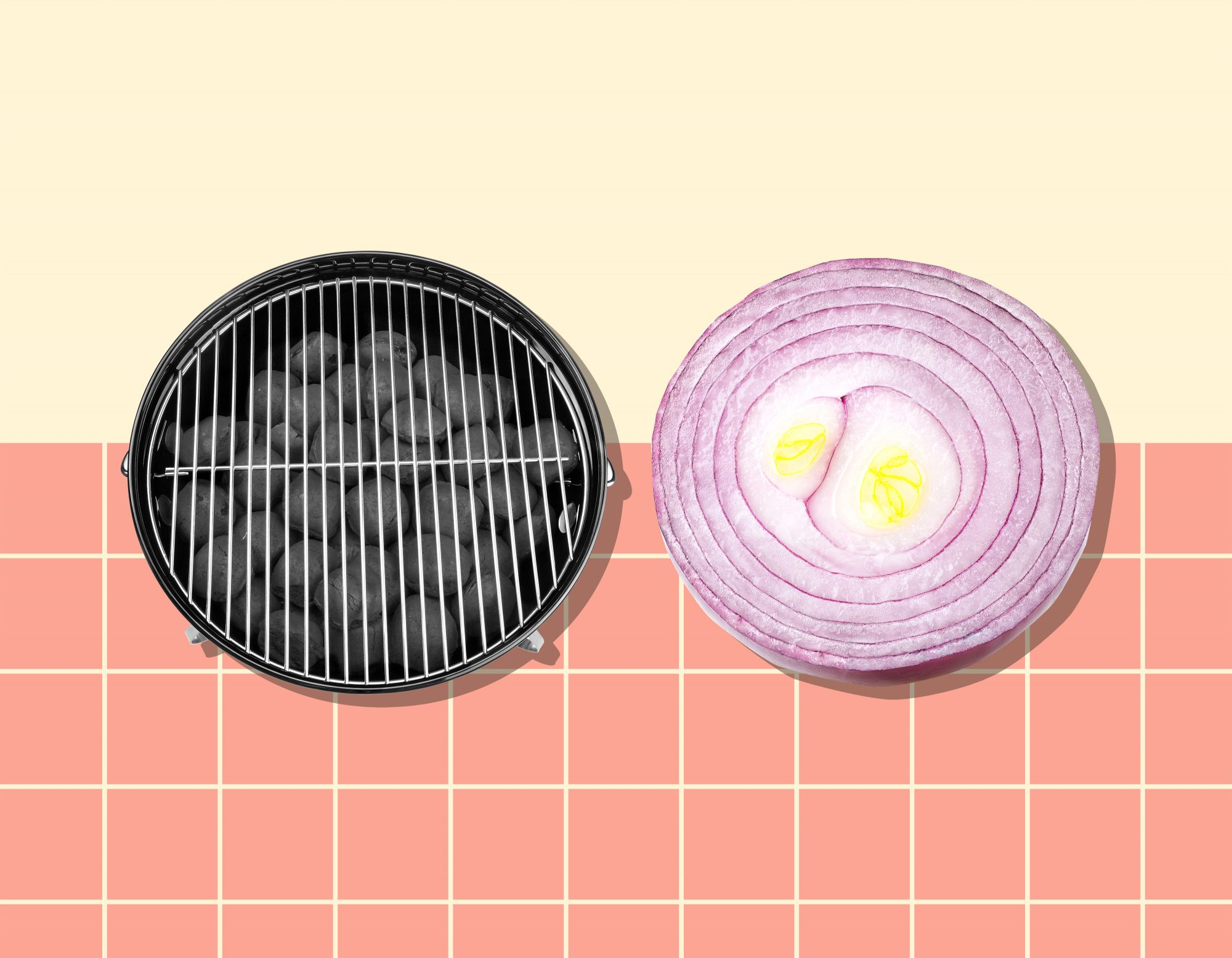 3 Clever Grill-Cleaning Hacks Using Things in Your Pantry