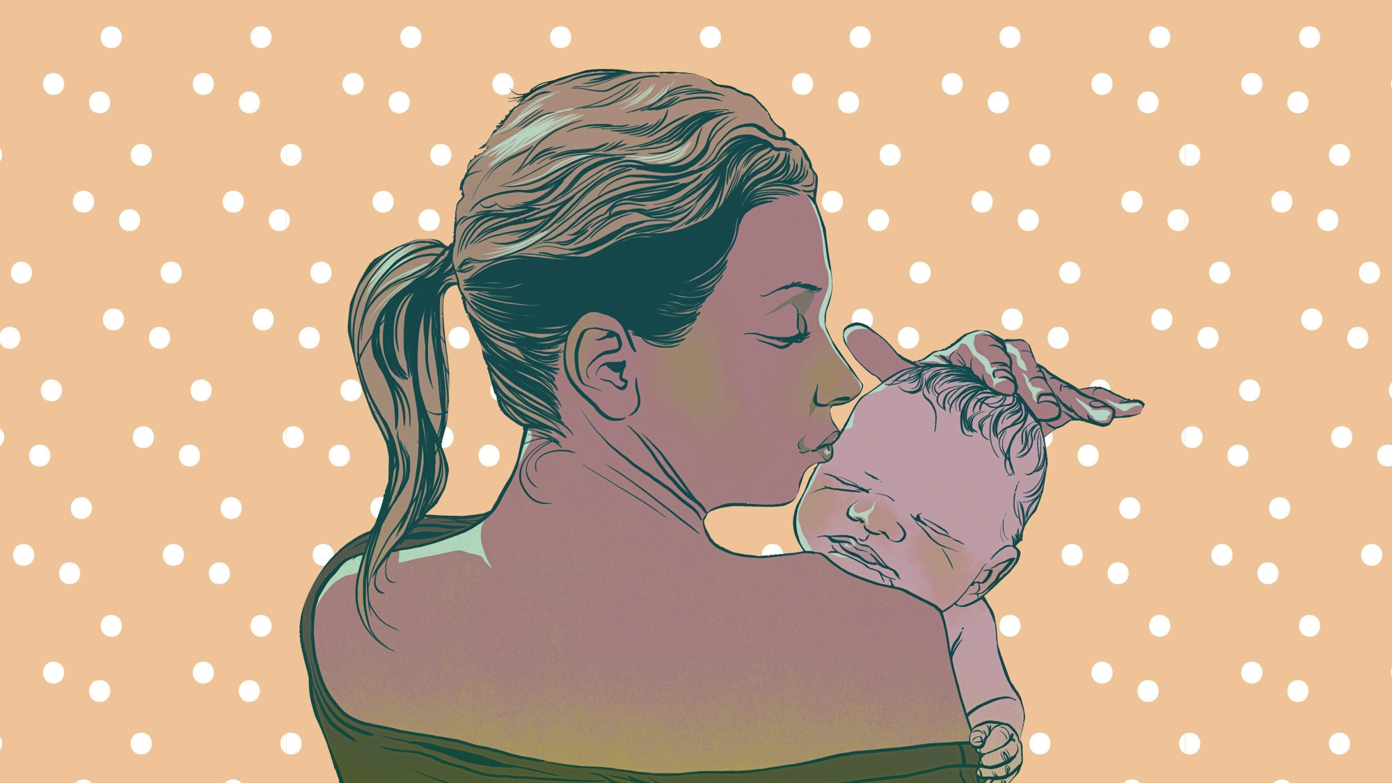 Hey, New Moms: You're Beautiful