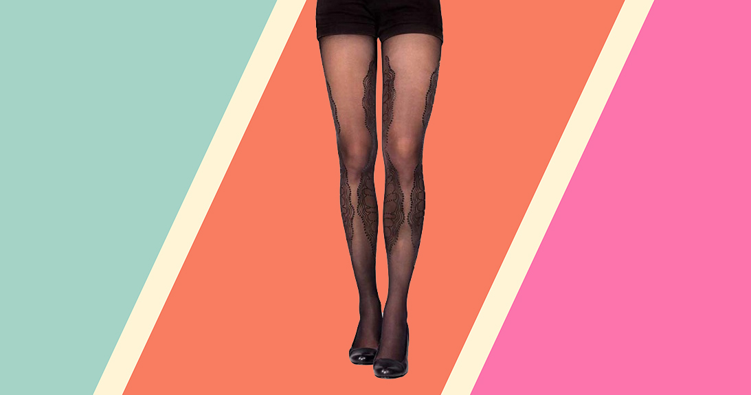 5 Pretty Pairs of Durable Tights That Will Last All Season Long