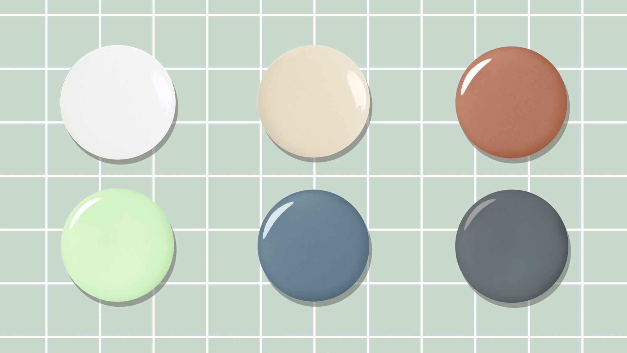 Paint Colors for Every Vibe, from Relaxed to Cheerful