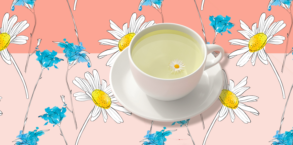 5 Health Benefits of Chamomile Tea