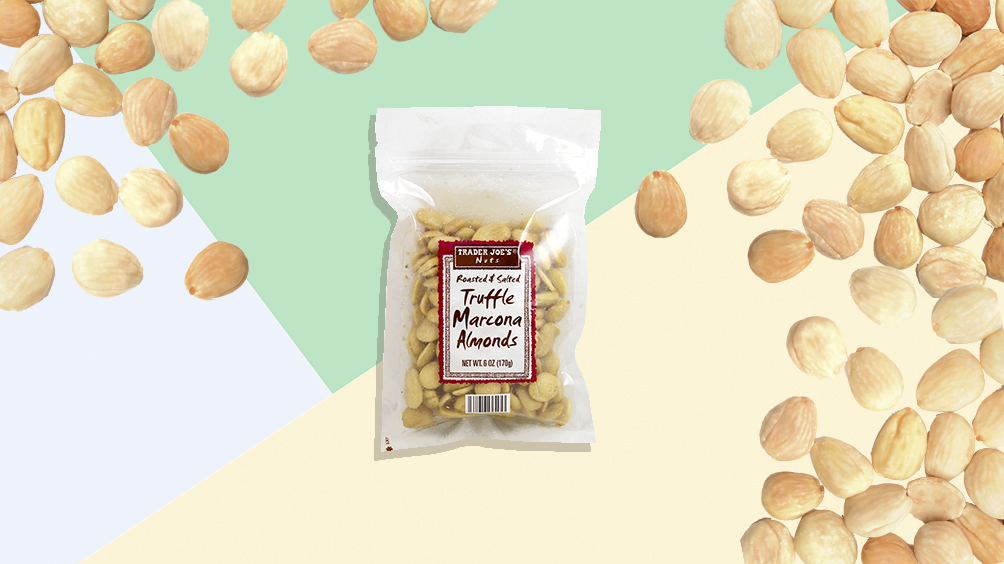 I Just Discovered My Favorite Healthy-ish Snack of All Time At Trader Joe's—And It's Only $6