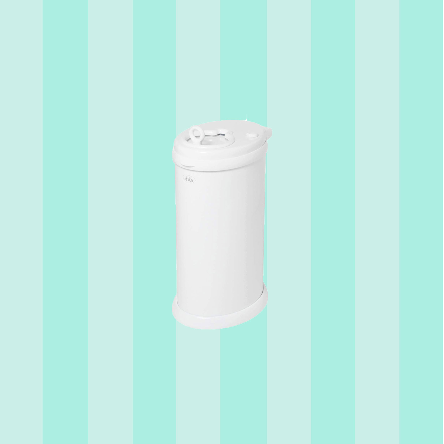 Solution for Litter Box Smells - Ubbi Diaper Pail