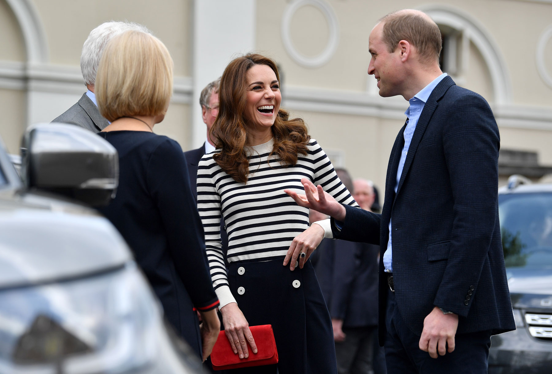Prince William: I'm 'Pleased'to Welcome Prince Harry to the 'Sleep Deprivation Society'of Parenting