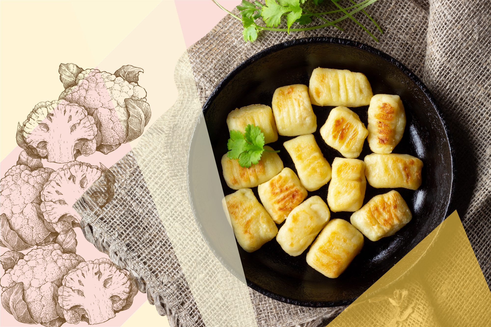 Our 5-Ingredient Recipe for From-Scratch Trader Joe's Cauliflower Gnocchi Is So Stellar, We May Stop Buying It