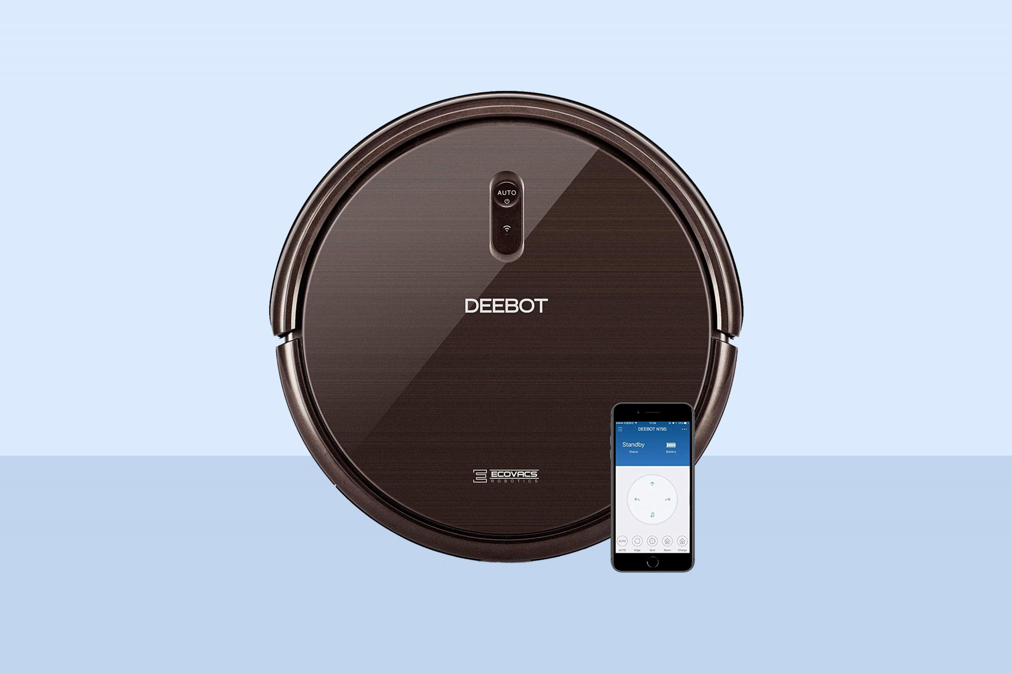 Amazon's Most Reviewed Robot Vacuum Is Currently $140 Off
