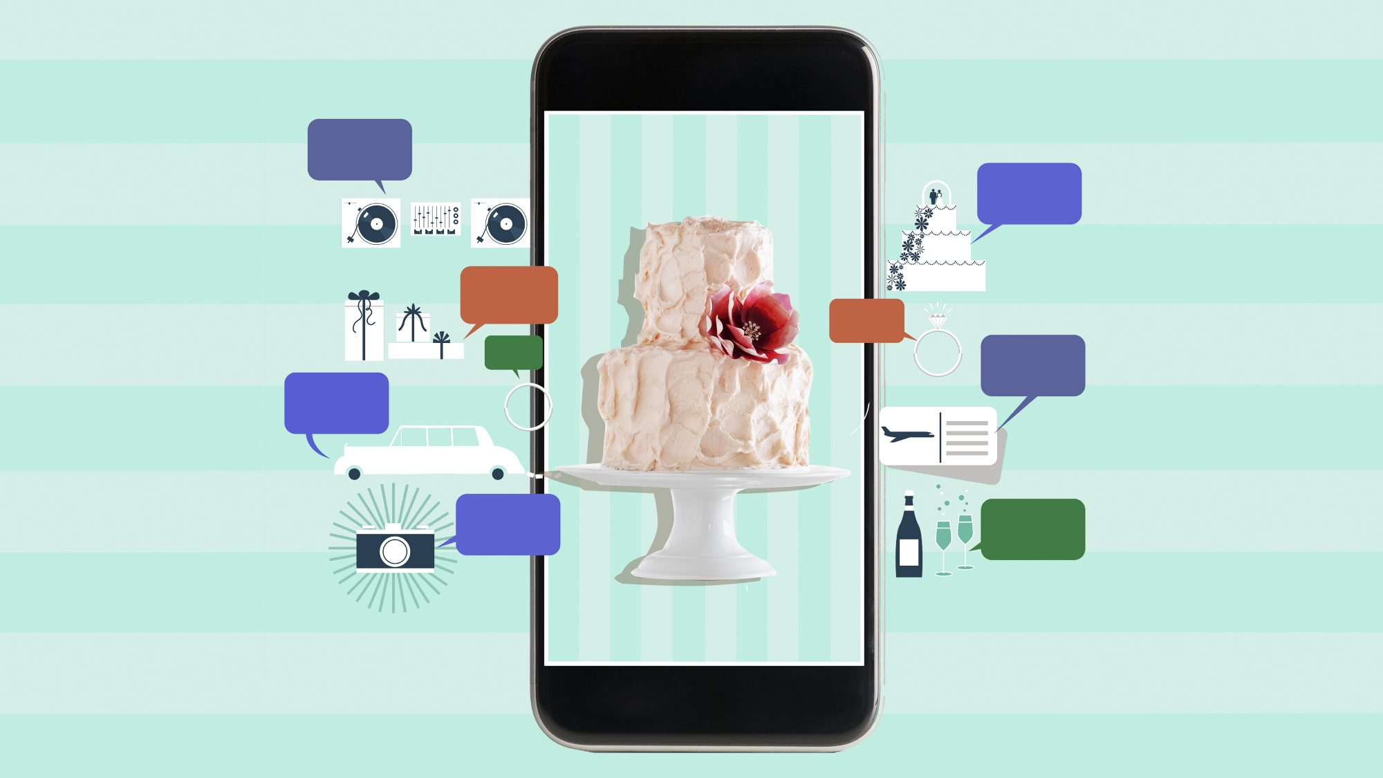 Wedding Planning Is Easier Than Ever With These Game-Changing Apps