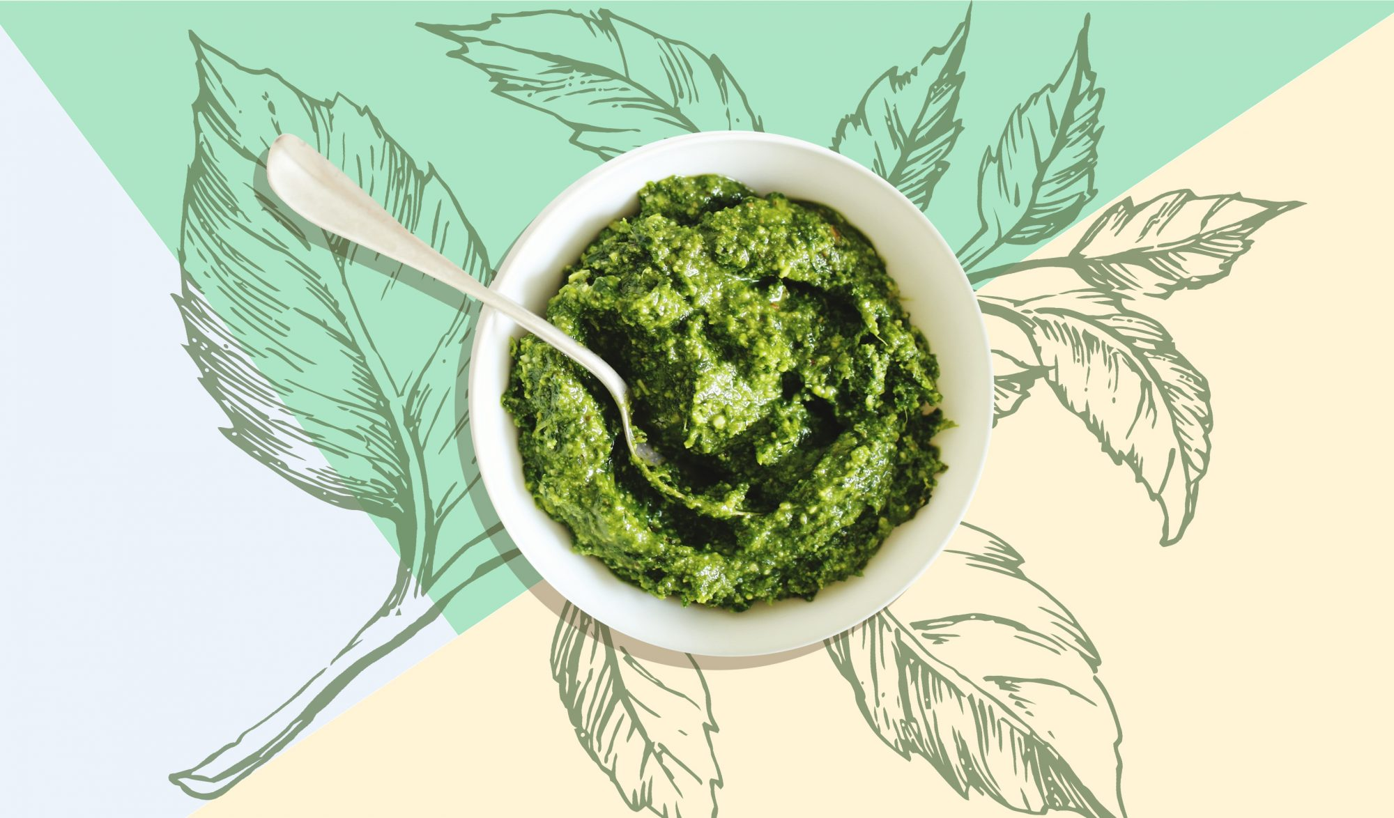 I Tried Making Pesto 3 Ways—The Best Was the Most Basic