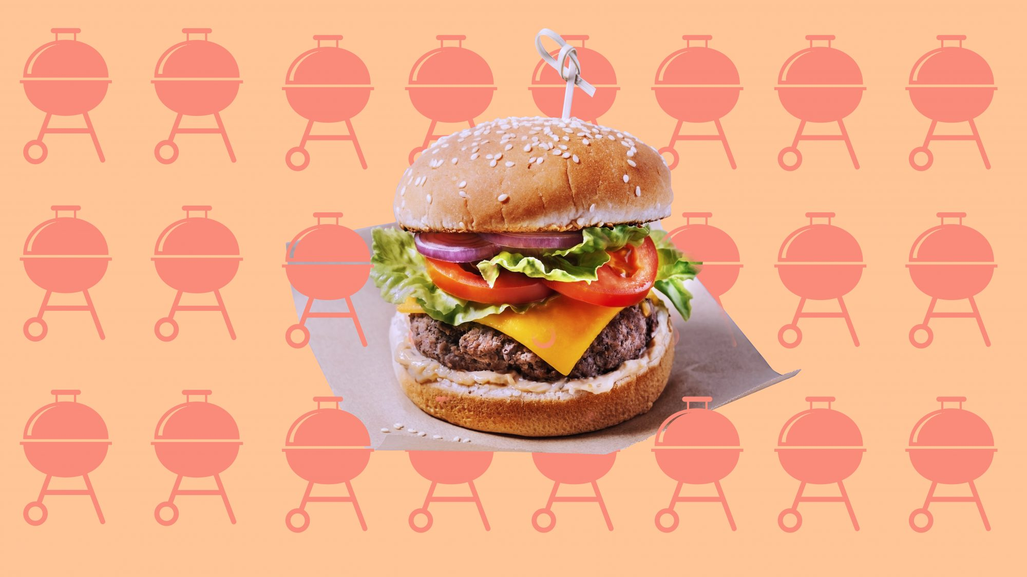 6 Simple Steps to Grilling the Best, Juiciest Burgers Ever