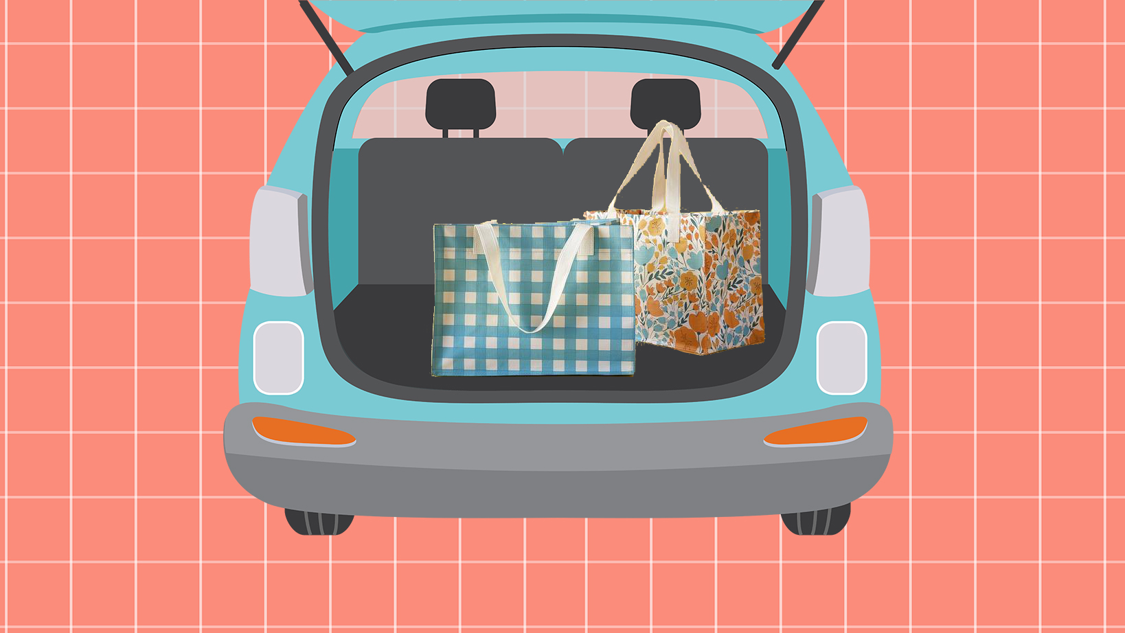 How to Organize Your Car's Trunk the Right Way