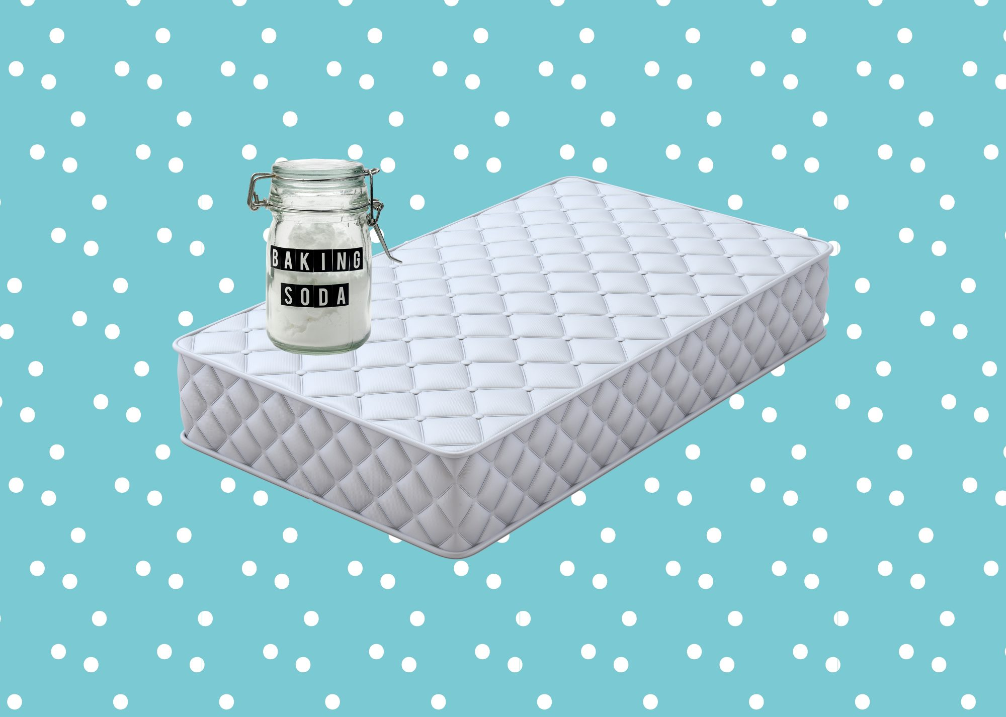How to Clean Even the Grossest Stains Off Your Mattress—Without Harsh