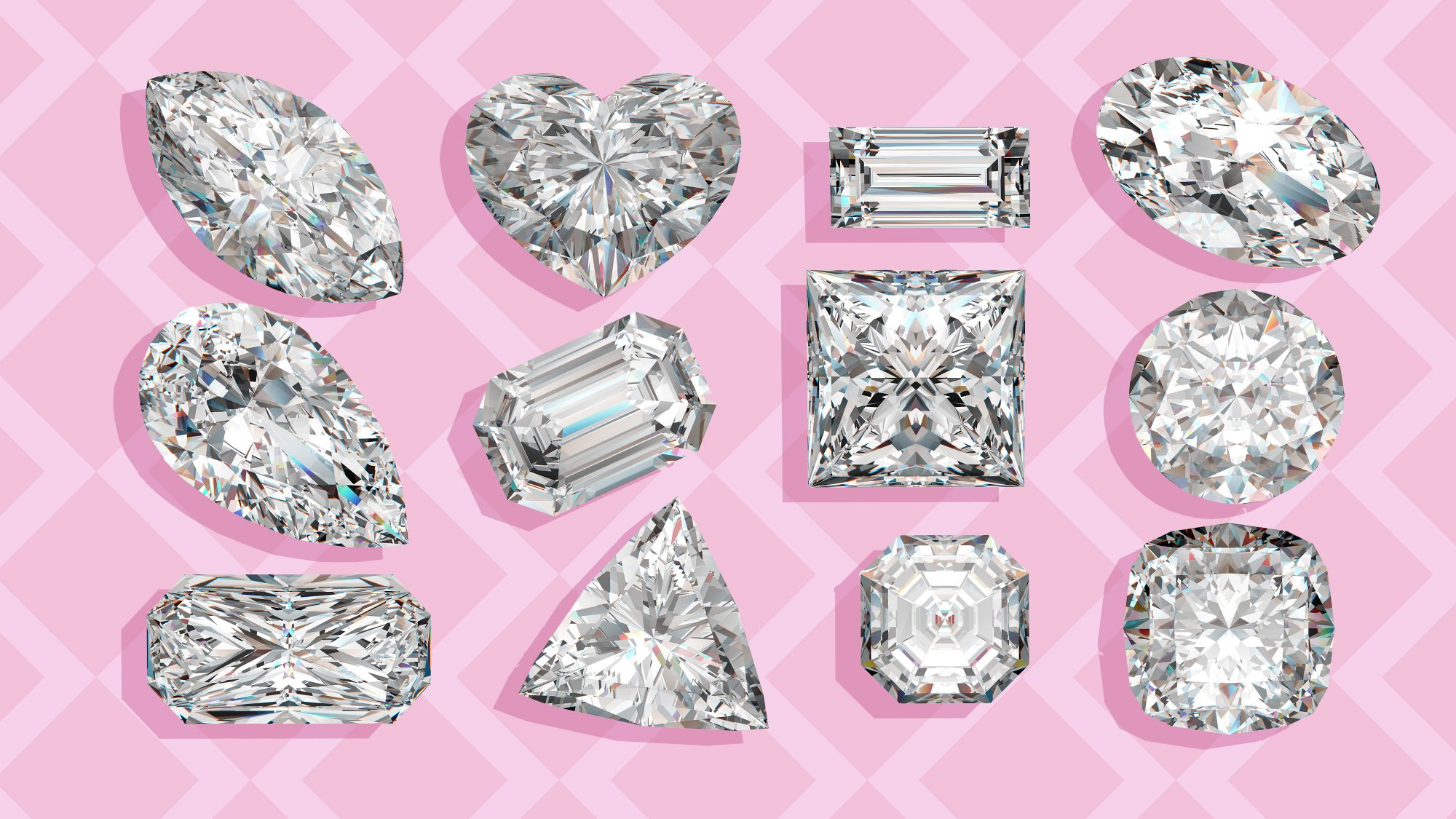 The 4Cs and All the Other Diamond Terms You Need to Know Before Engagement Ring Shopping