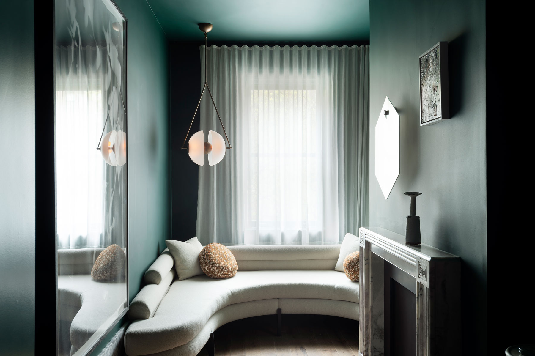 Unexpected Benjamin Moore Paint Colors - Viridian