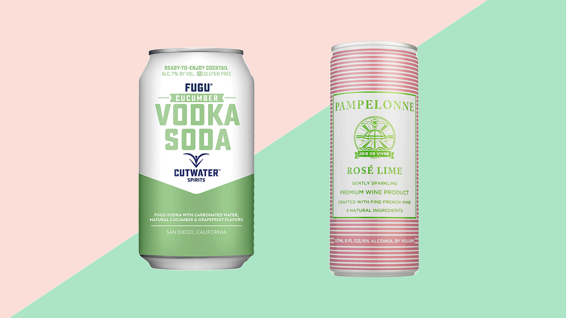 The Coolest, Most Convenient Canned Cocktails for Outdoor Dining