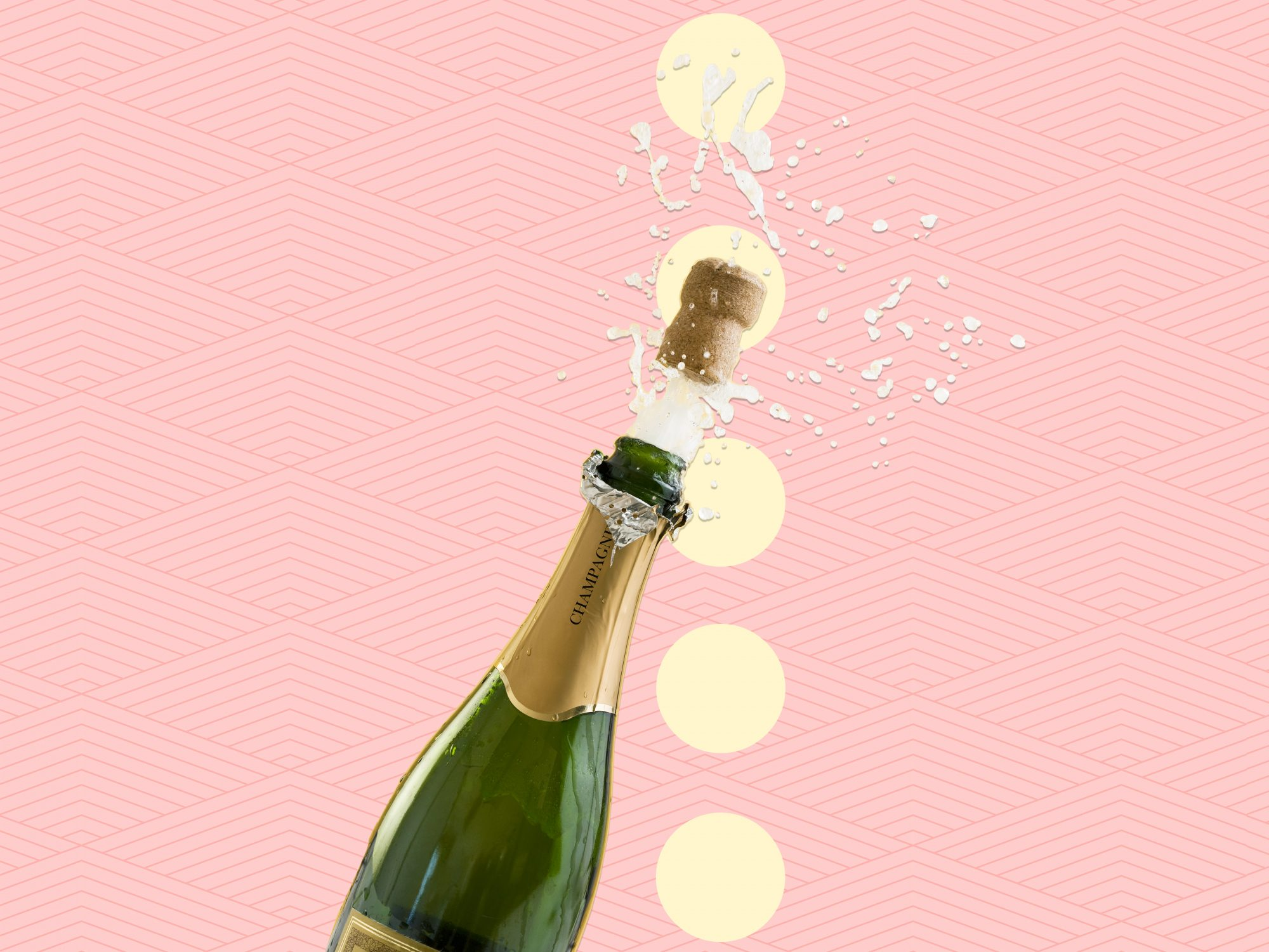 I Tried This Hack for Saving Leftover Champagne and It Totally Worked