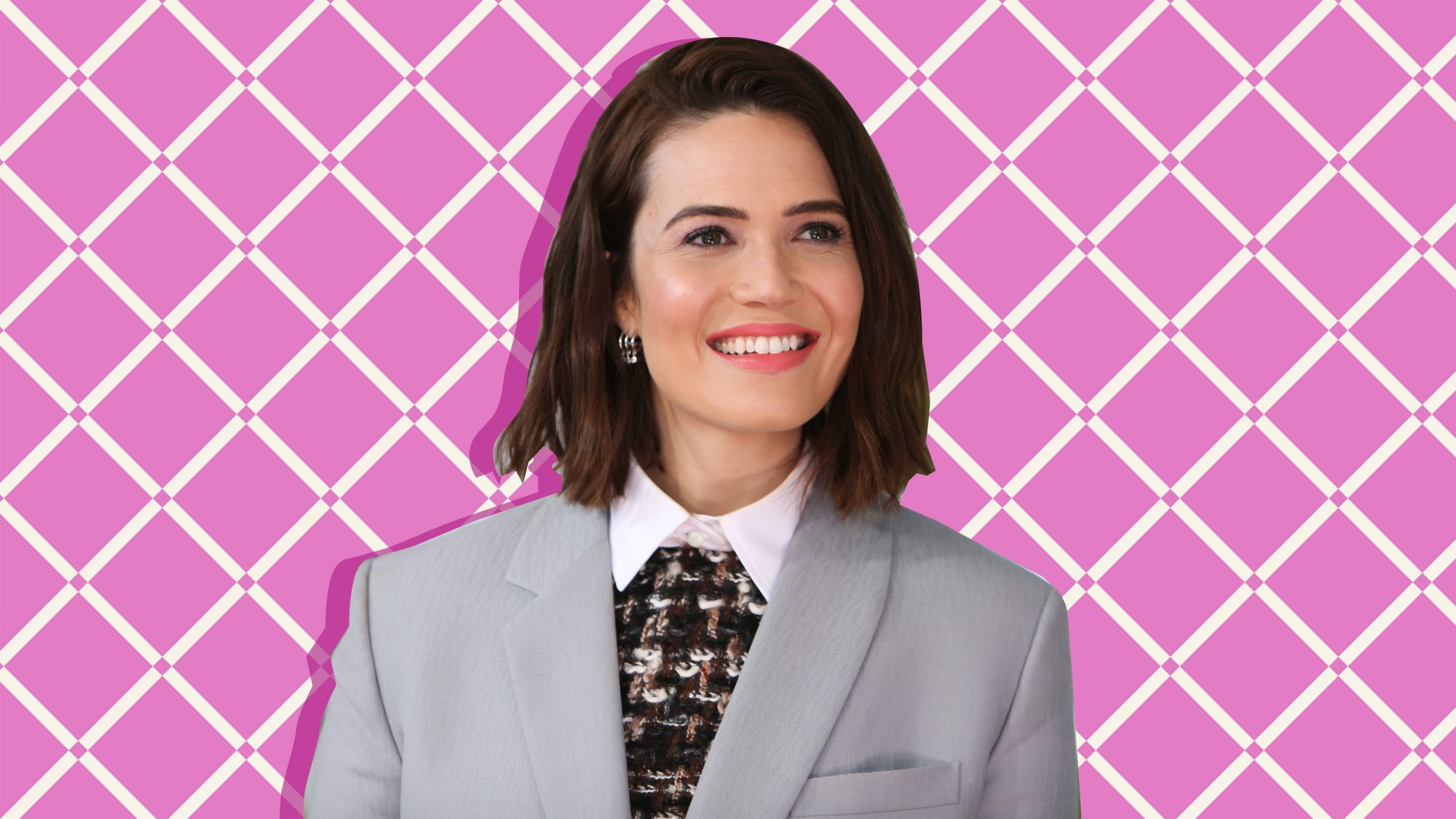 Mandy Moore's Interior Designer Is Making Over the Star's Office—Here's a Sneak Peek