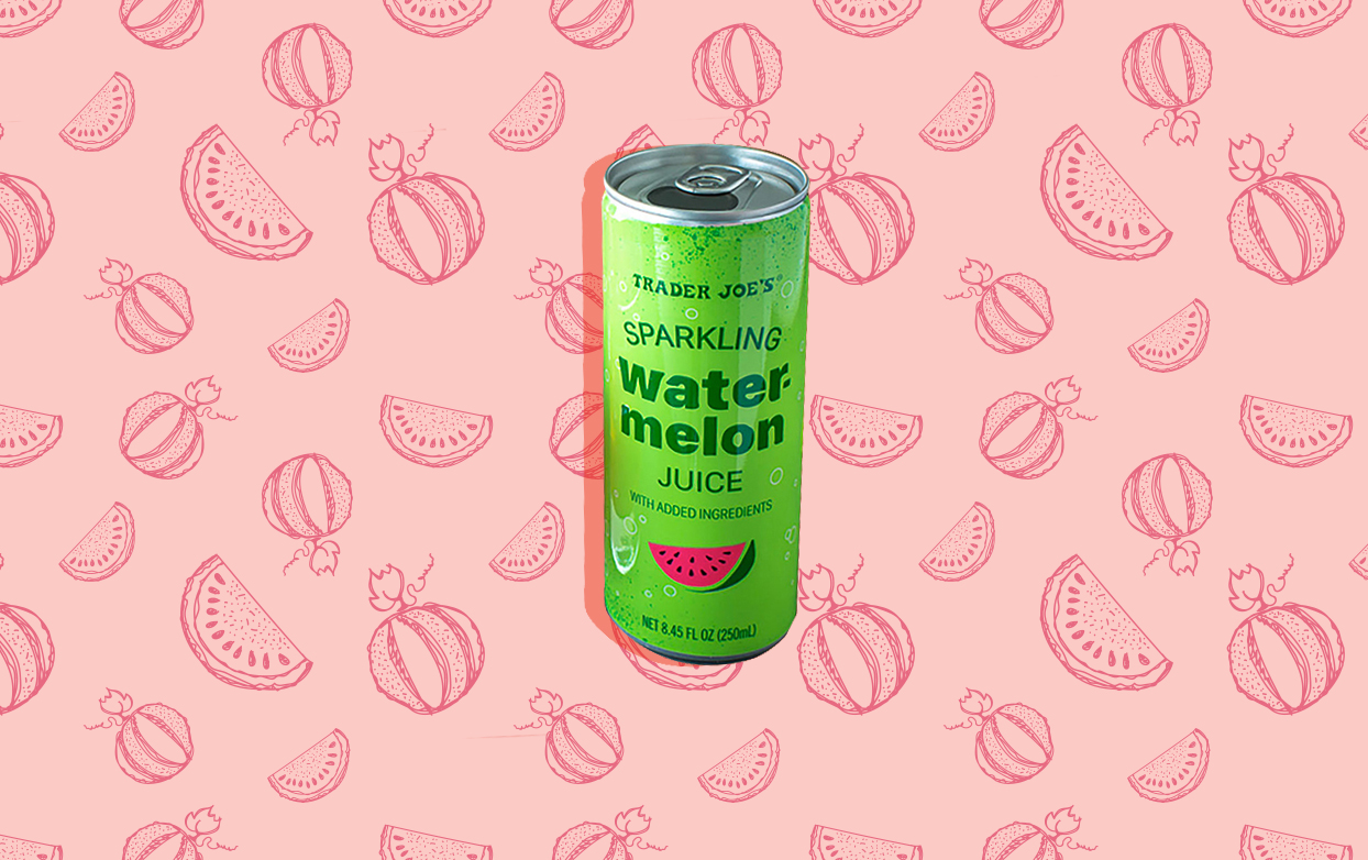 3 Delicious Drink Ideas for Trader Joe's New Watermelon Juice