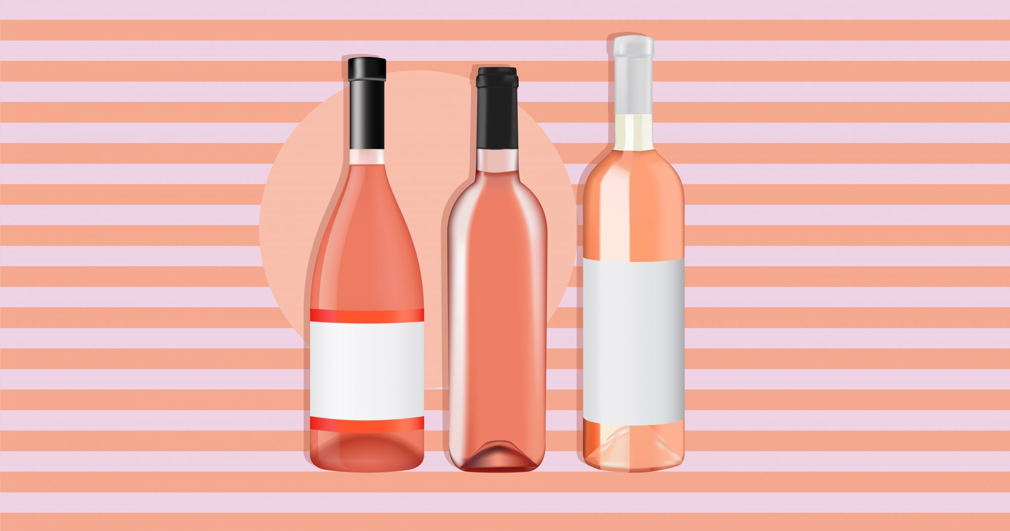 This Mind-Boggling Sommelier Trick For Buying Rosé Might Be Secret