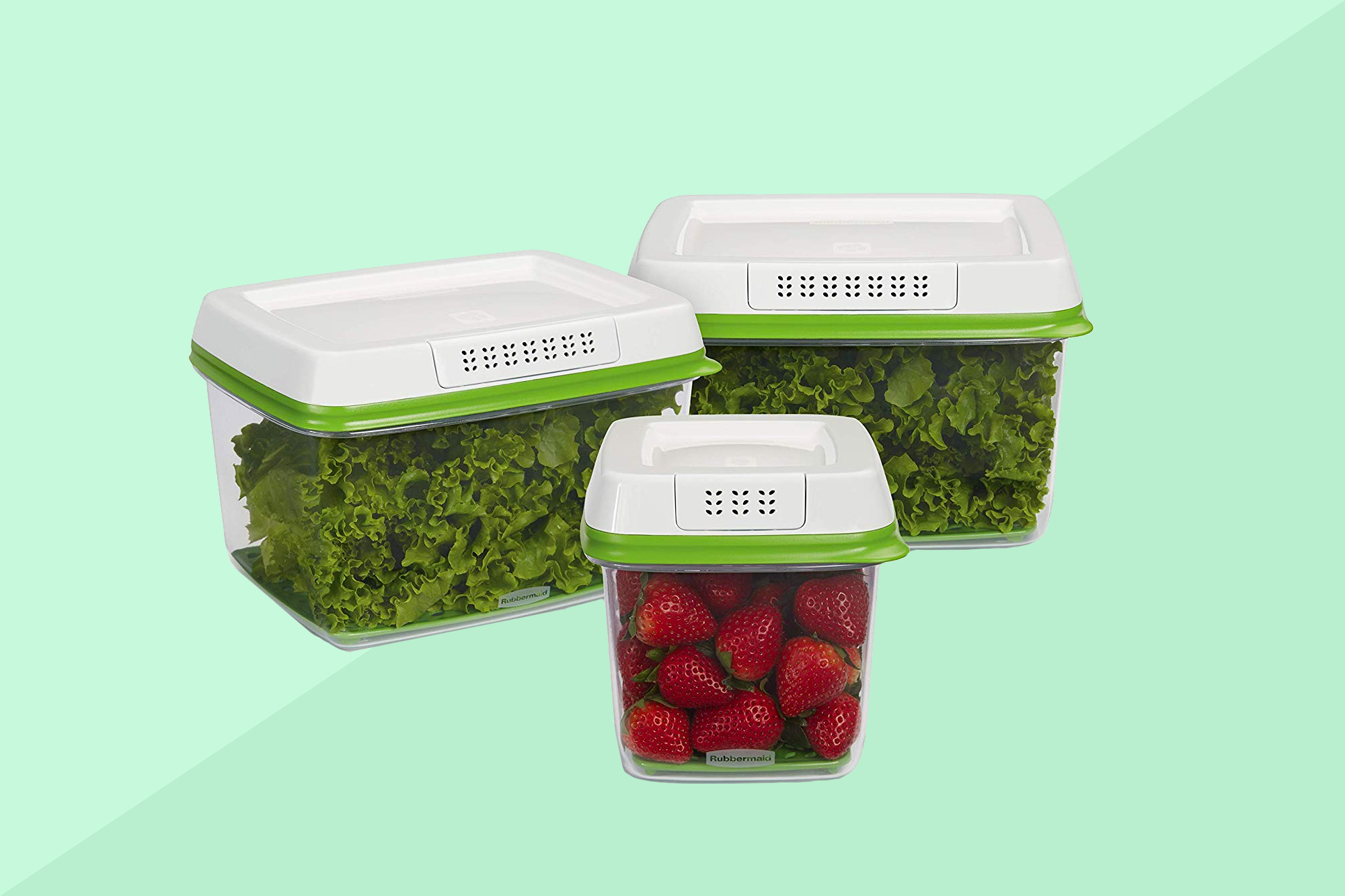 Rubbermaid's FreshWorks Produce Saver