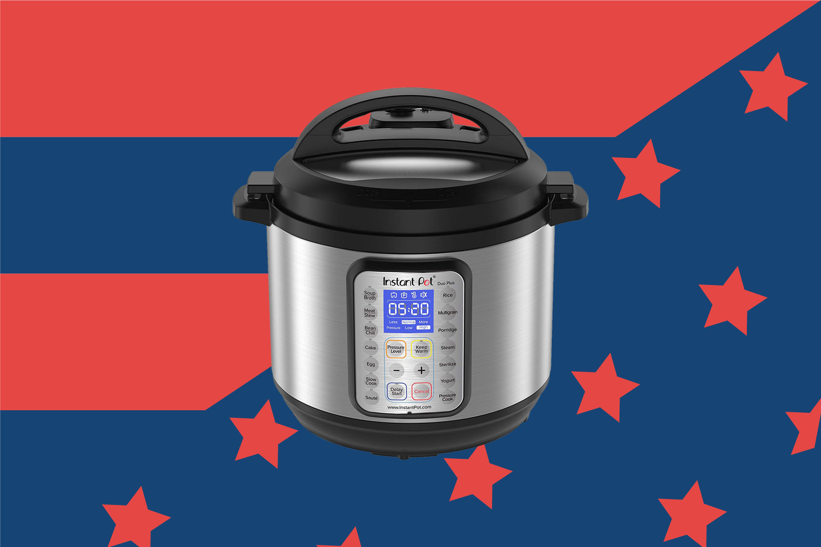 Walmart's 4th of July Sale Has Hundreds of Deals on Everything From the Instant Pot to Bissell Vacuums