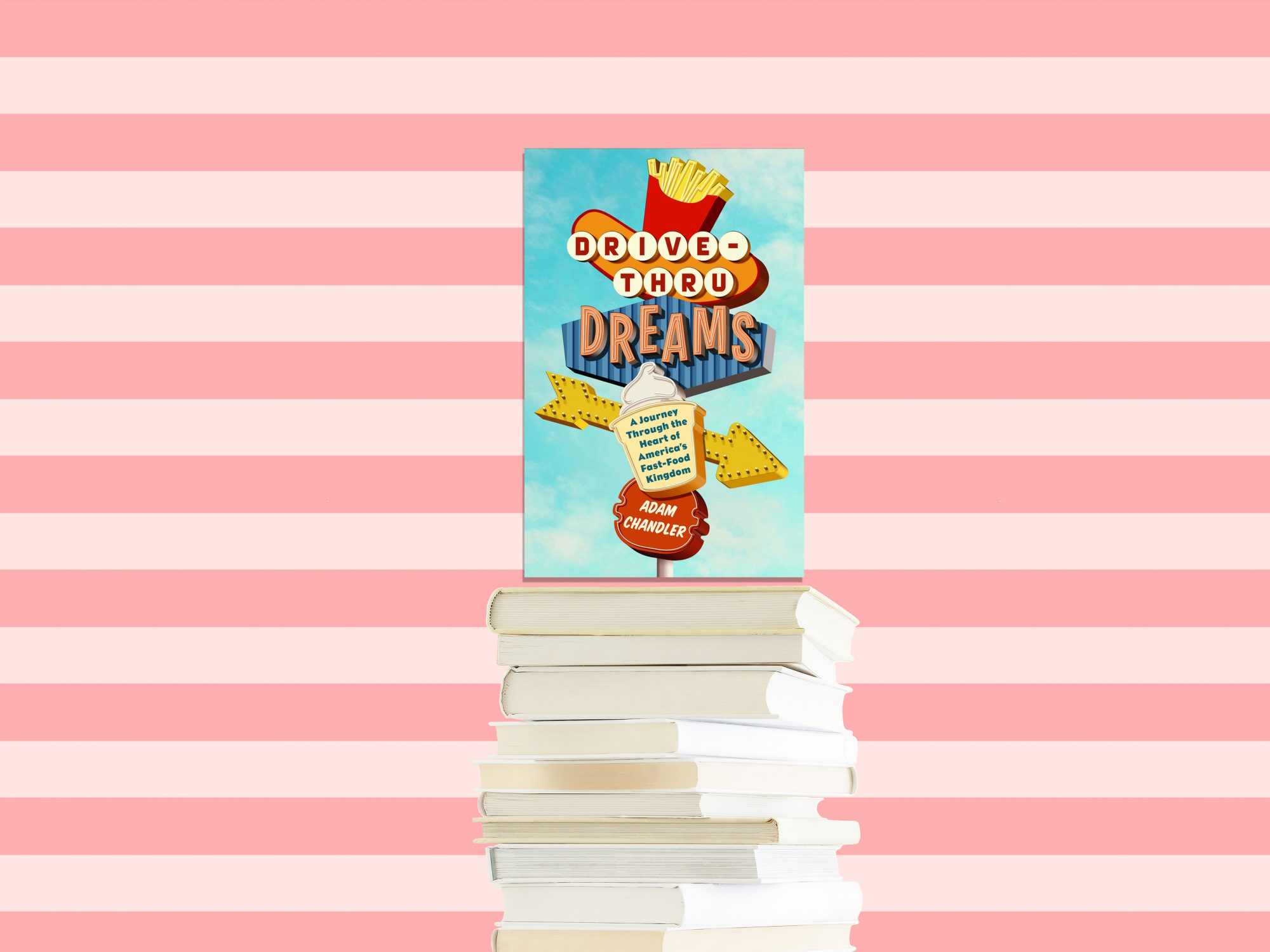 Food Books and Memoirs tout