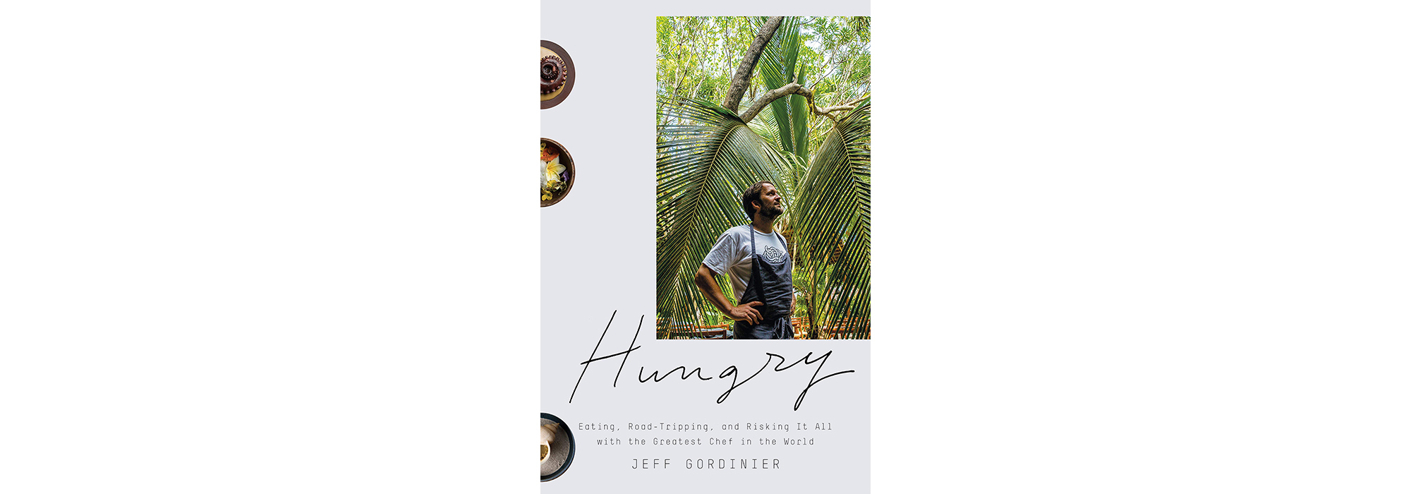 Cover of Hungry, by Jeff Gordinier
