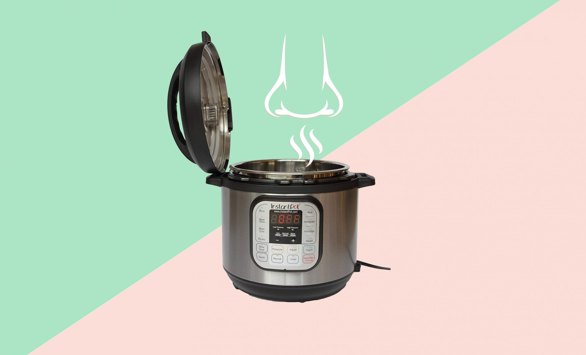 The Simple 2-Minute Fix to Get That Funky Smell Out of Your Instant Pot