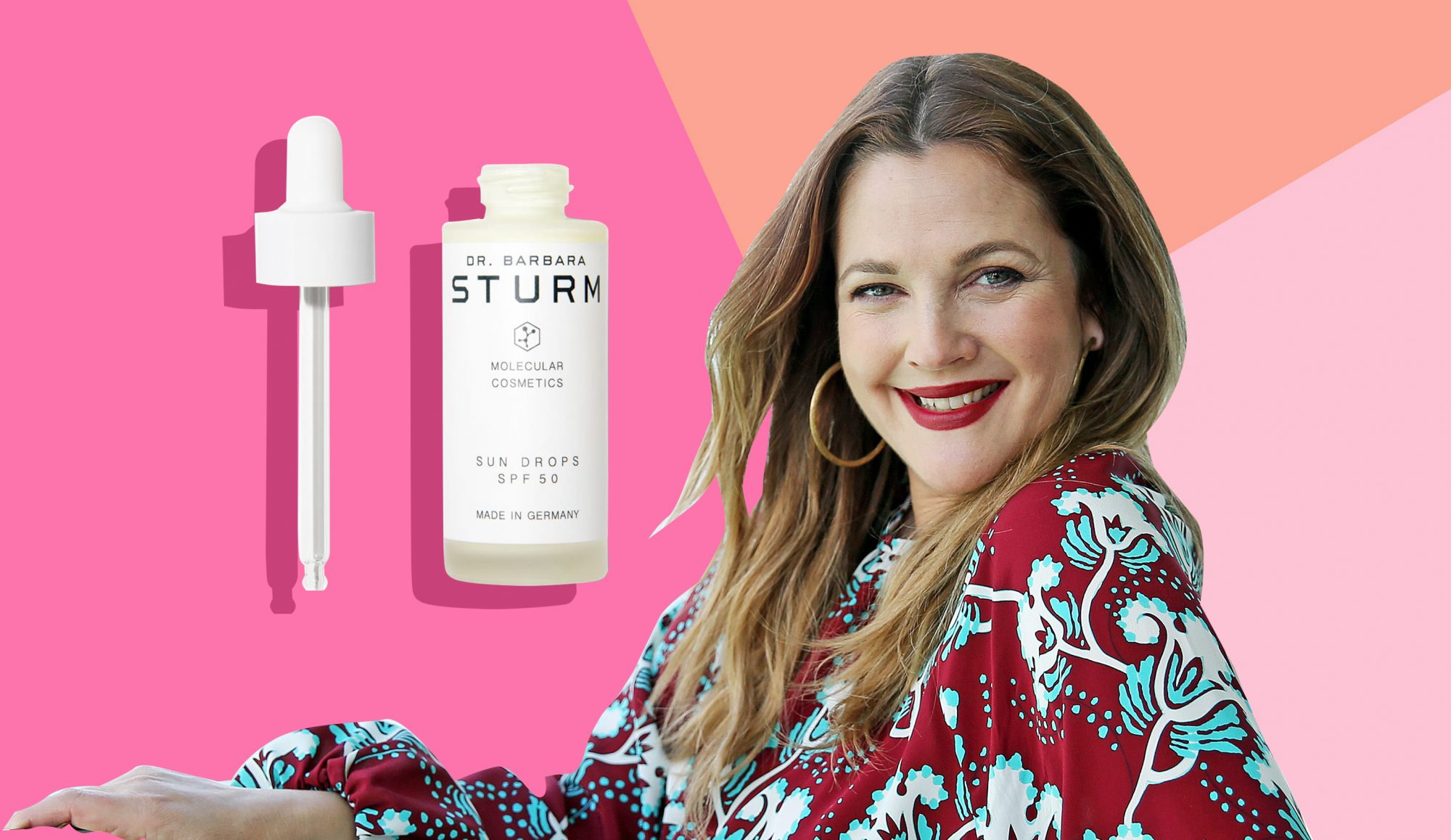 Drew Barrymore Says These 3 Luxury Skincare Products Are 'Truly Worth the Money'