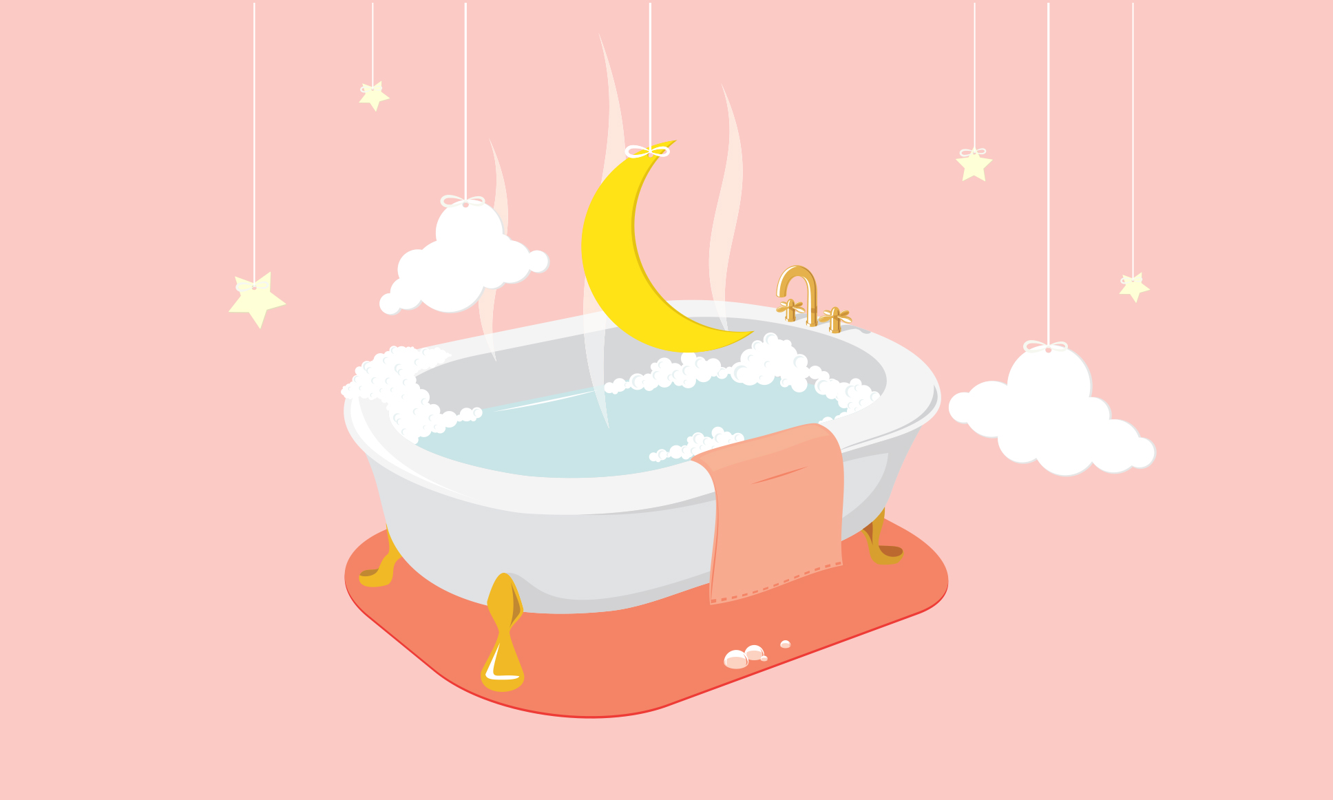 Science Says Bathing Before Bed Could Be the Key to Great Sleep—As Long as You Time It Right
