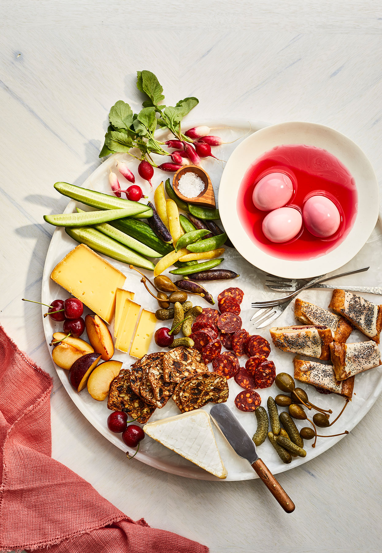 Grazing Platters: Hungarian Snacking Tray
