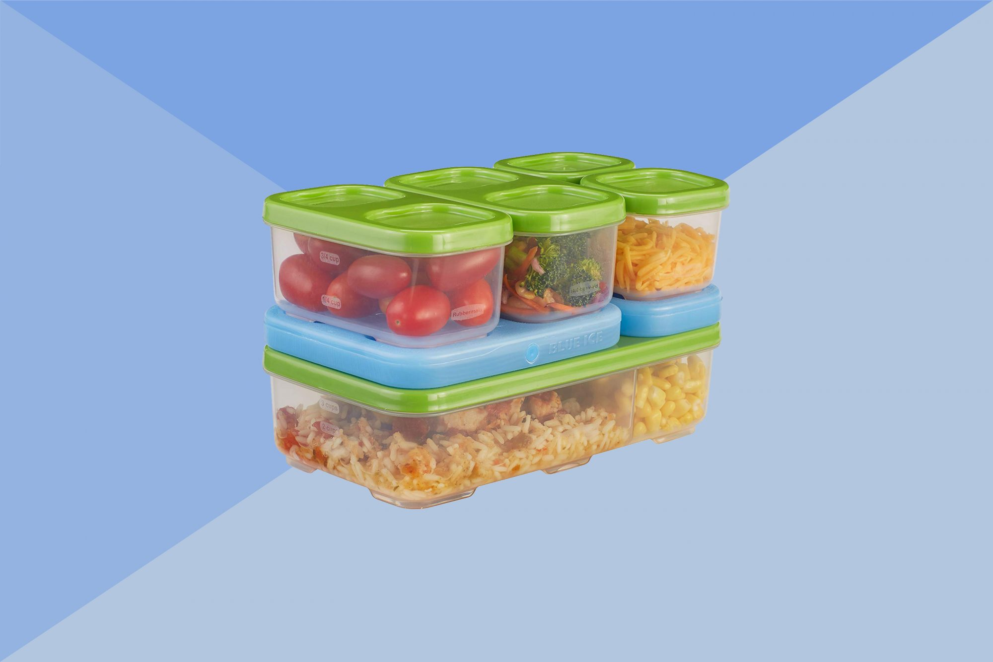 Rubbermaid LunchBlox Kits