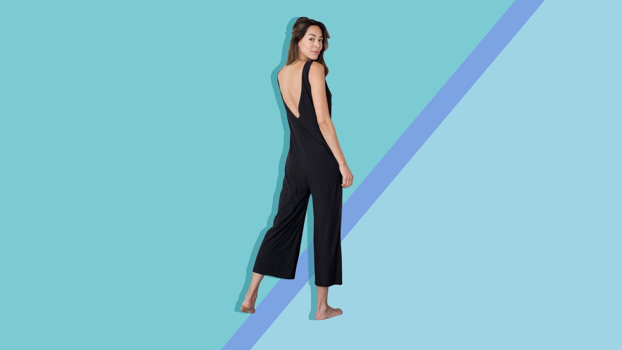 Lunya's Cool Romper Pajamas Will Put an End to Your Night Sweats