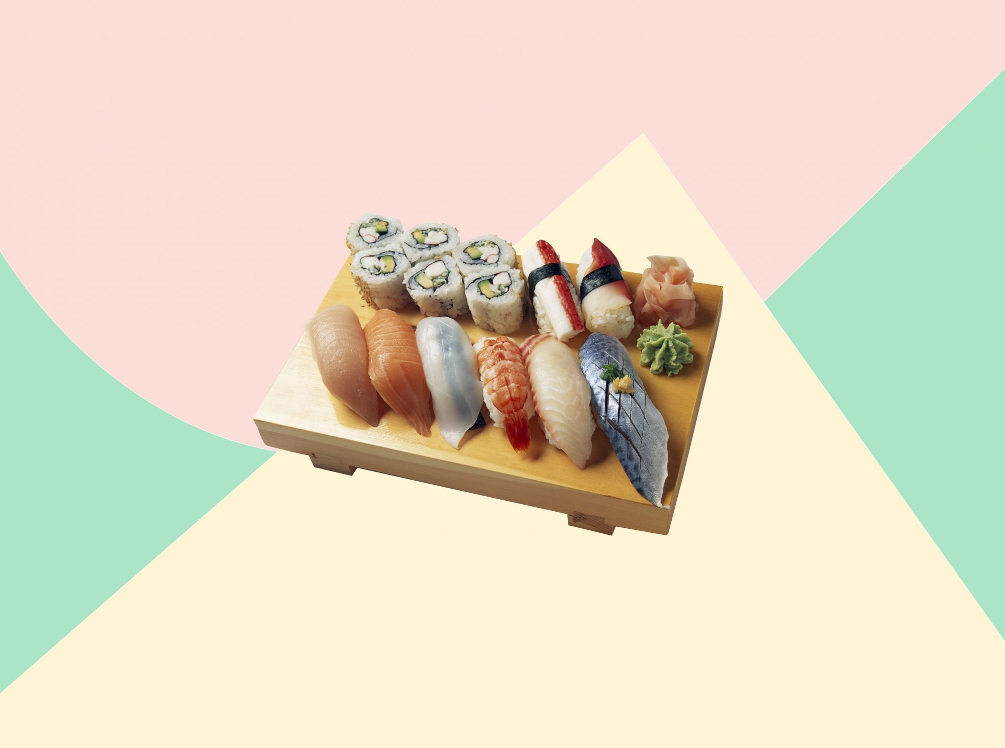 How to eat sushi the right way, according to a sushi chef