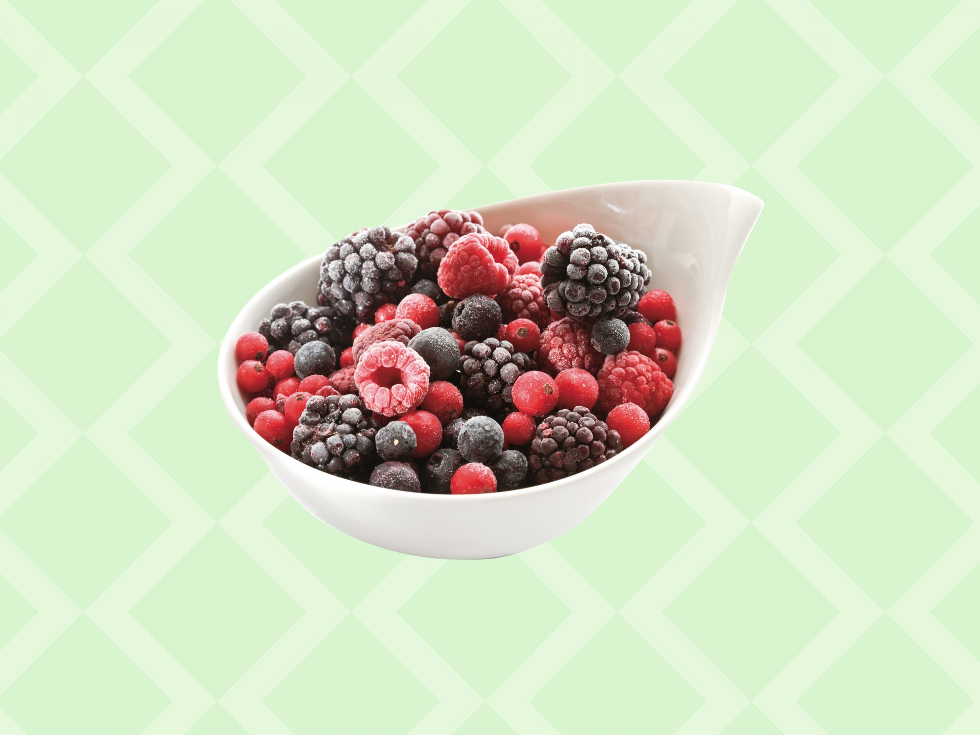 Frozen Fruit Is the Best Ingredient to Keep You Hydrated