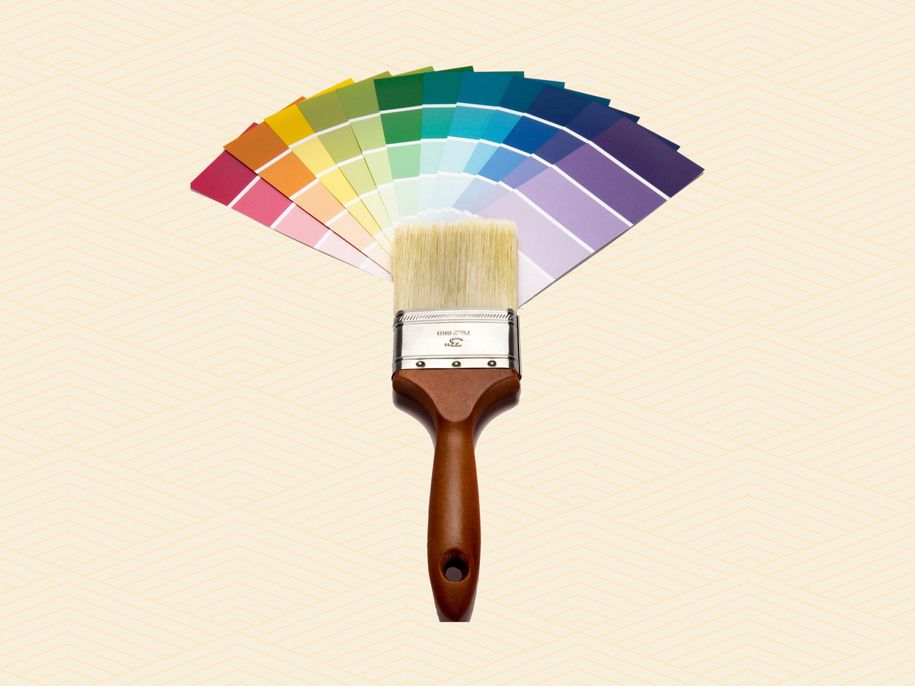 Stressful paint colors - stressful and calming colors, according to color psychology