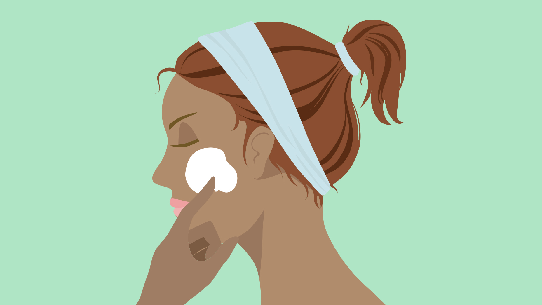 Exfoliation Is the Secret to Glowing Skin—But Only If You're Doing It Right